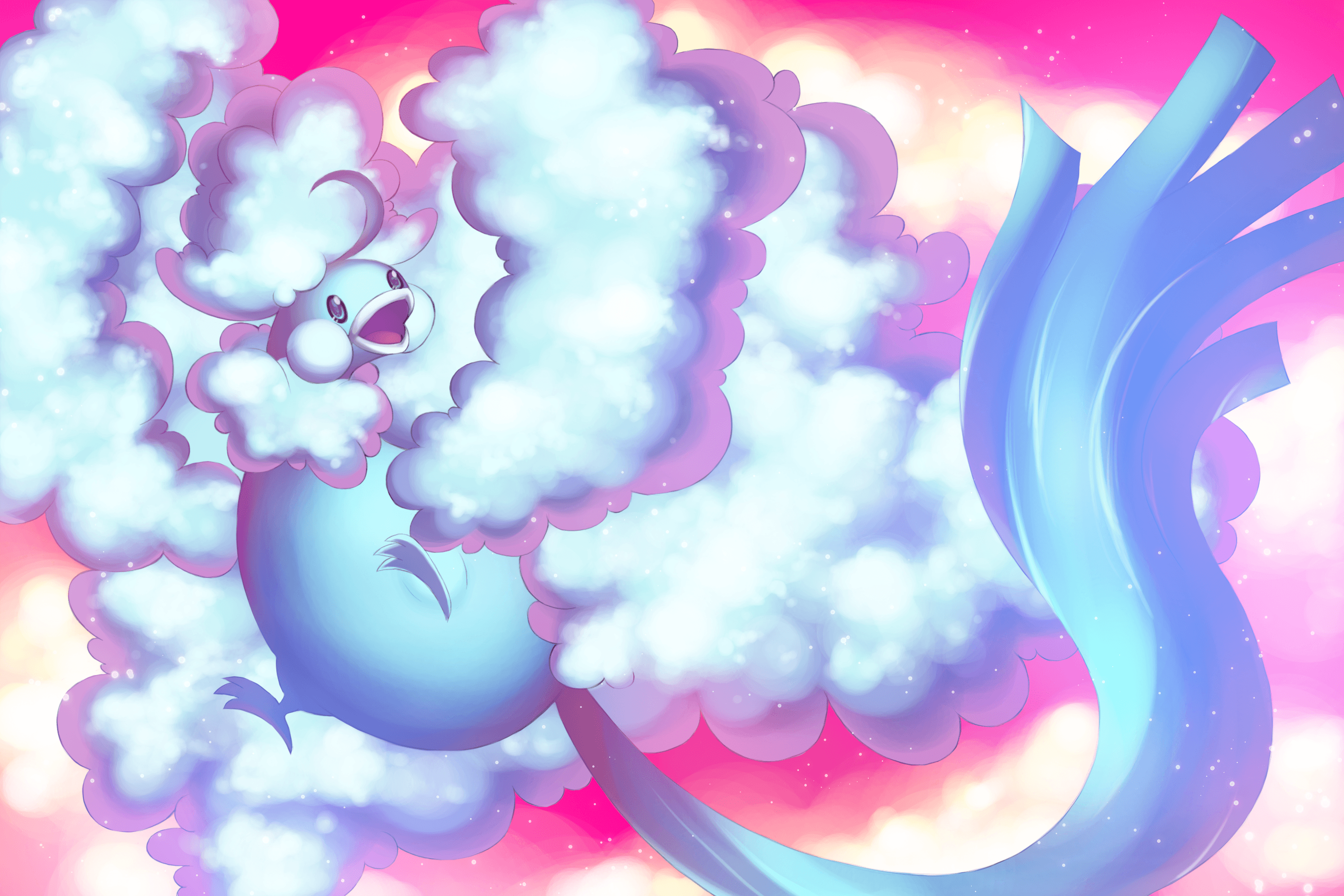 10 Altaria (Pokémon) HD Wallpapers | Background Images - Wallpaper Abyss