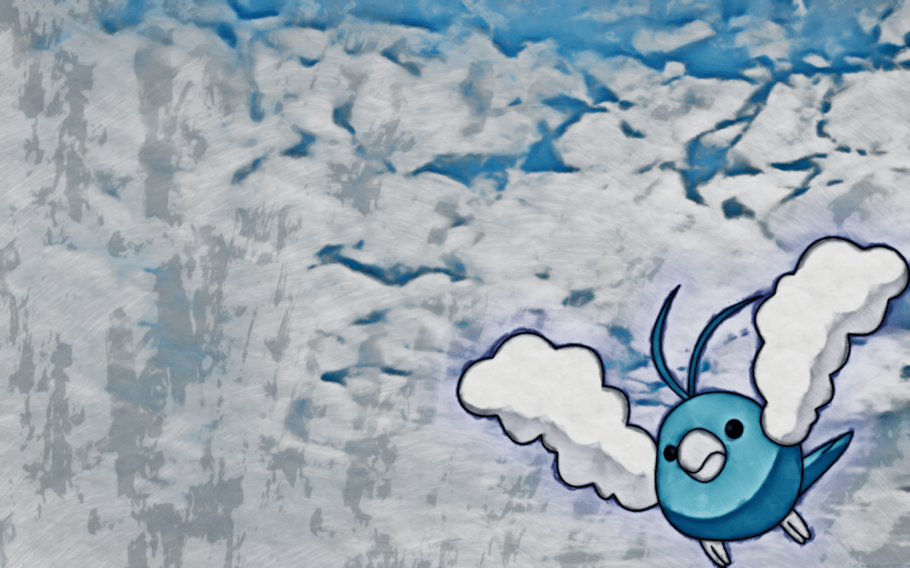Swablu by TheEmerald on DeviantArt
