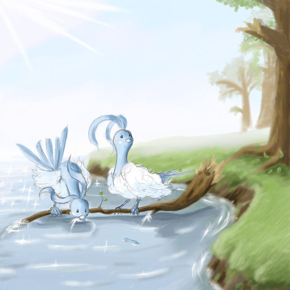 Altaria (pokemon) images altaria^^ HD wallpaper and background ...