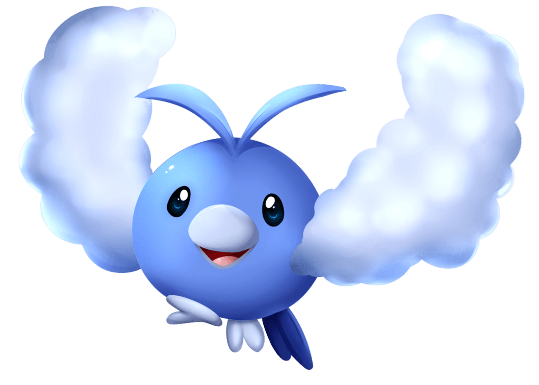 Swablu by pridark on DeviantArt