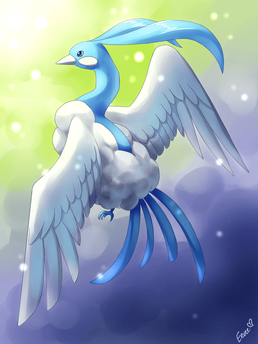 Altaria, the Humming Pokemon by Togechu on DeviantArt