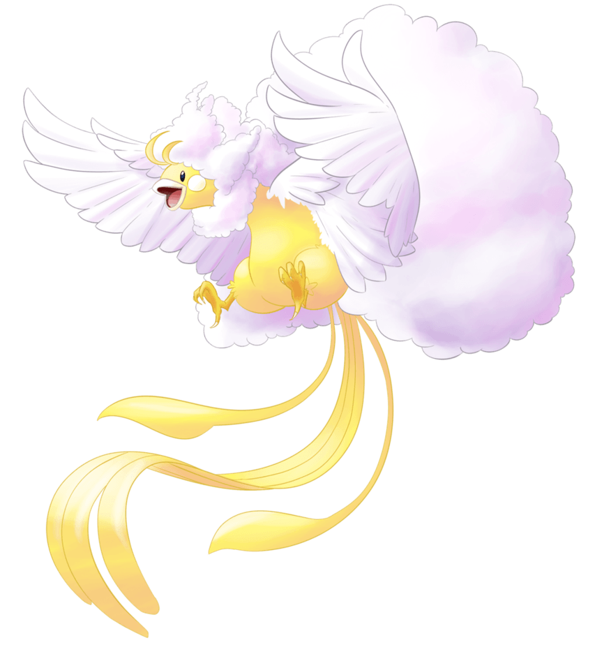 Spooky Sweet Spectacle: Shiny Mega Altaria by DemonicSugarcube on ...