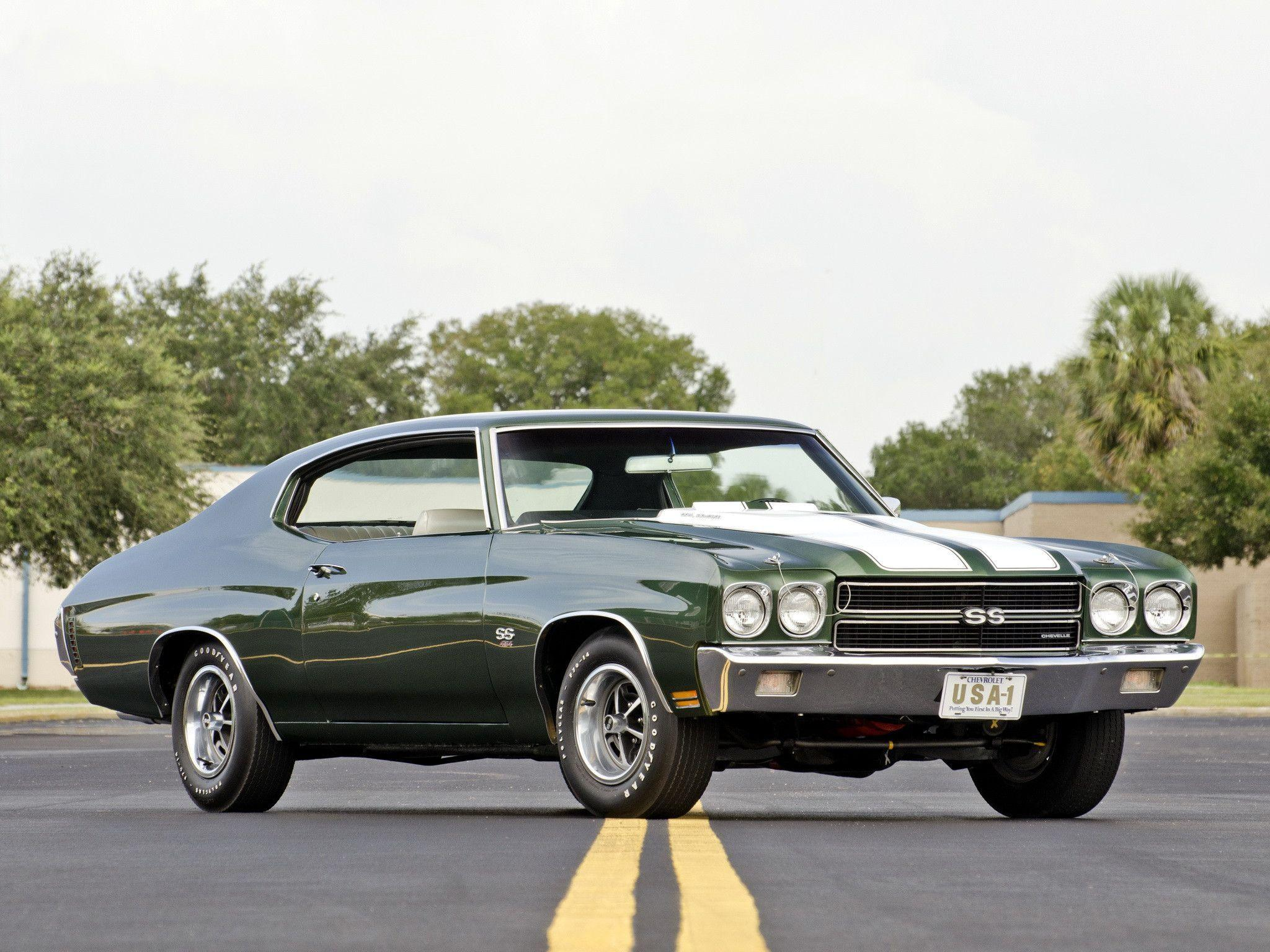 Chevrolet Chevelle Ss 454 Wallpapers Wallpaper Cave