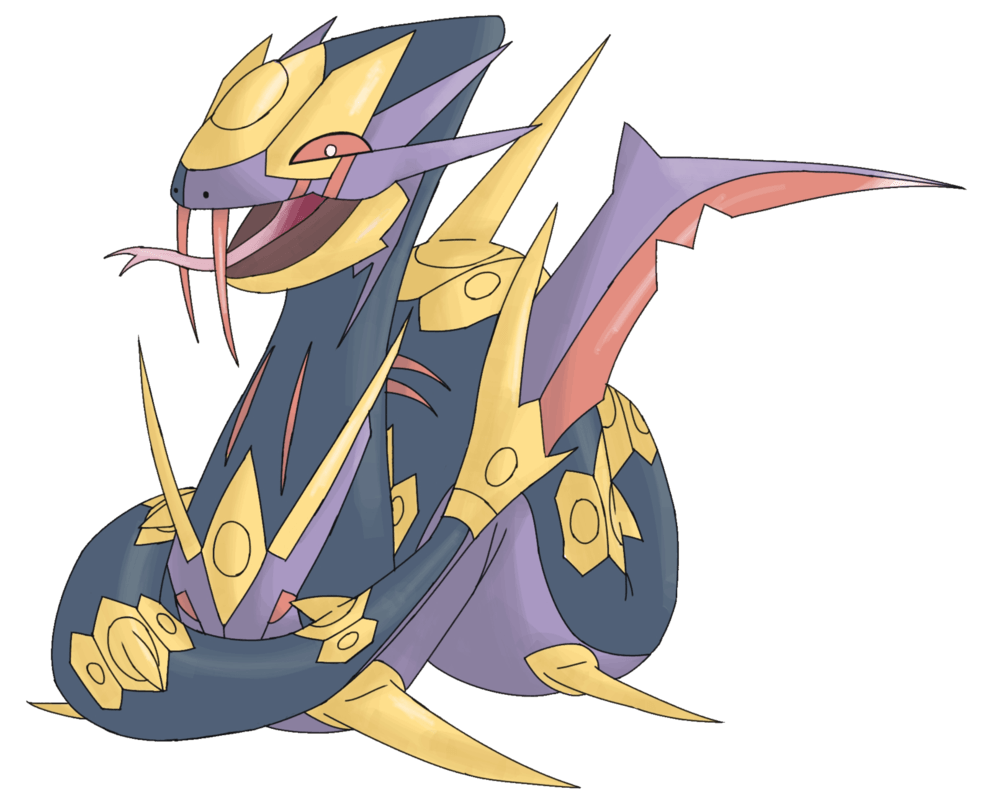 Mega Seviper by TRXPICS on DeviantArt