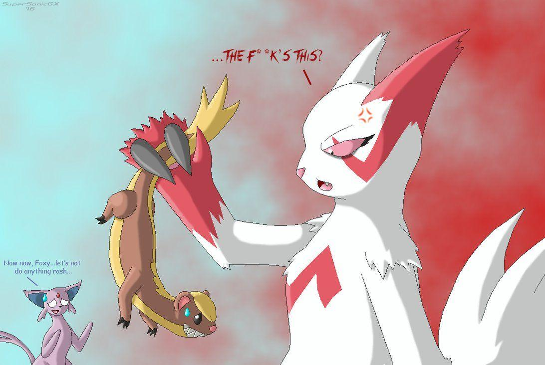 Yungoos, Meet Zangoose... by SuperSonicGX on DeviantArt