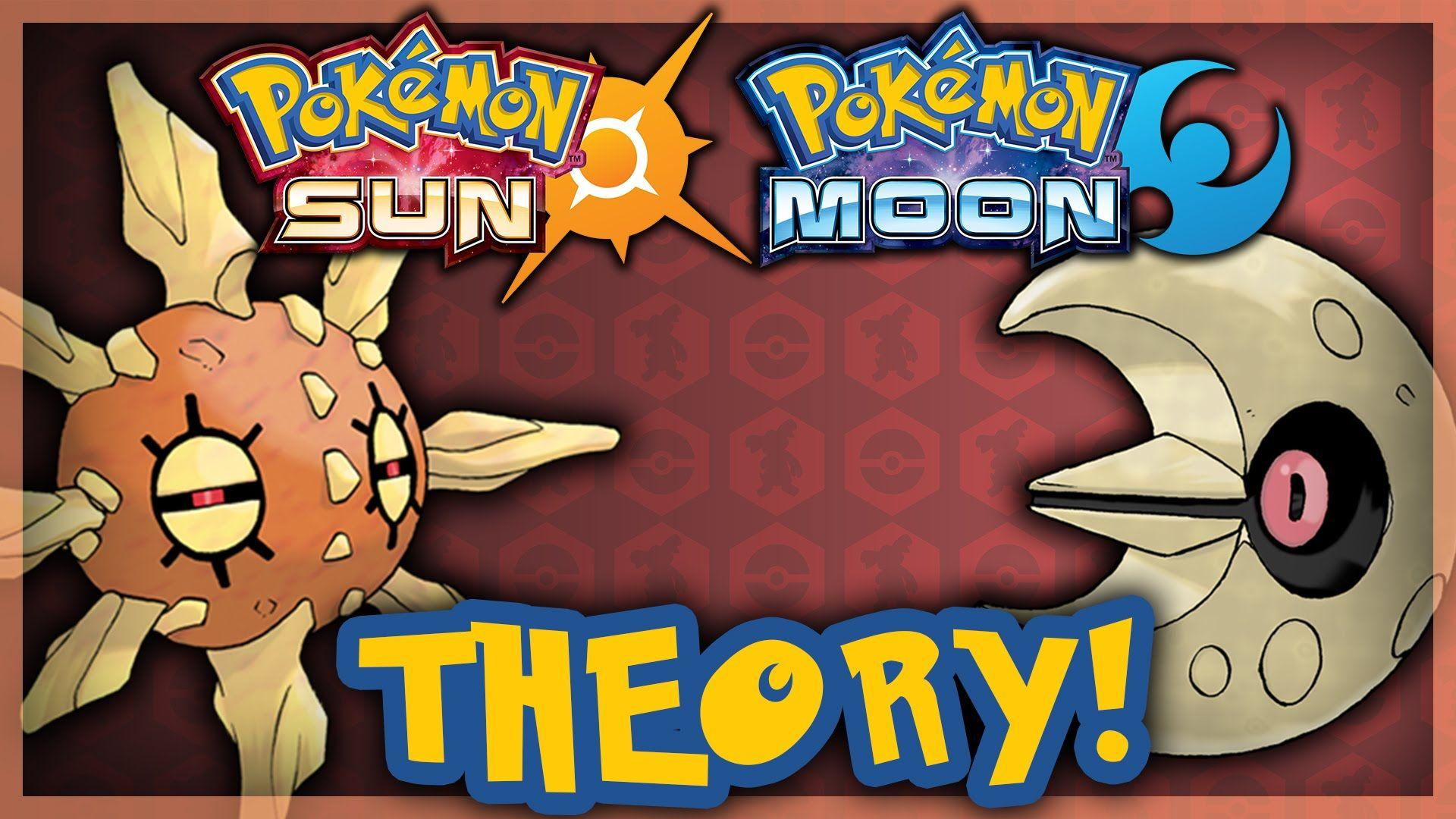 Solrock and Lunatone ARE Connected to Legendaries! - Pokémon Sun and ...