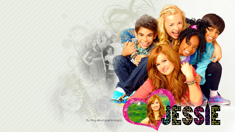Disney Jessie Zoom Background