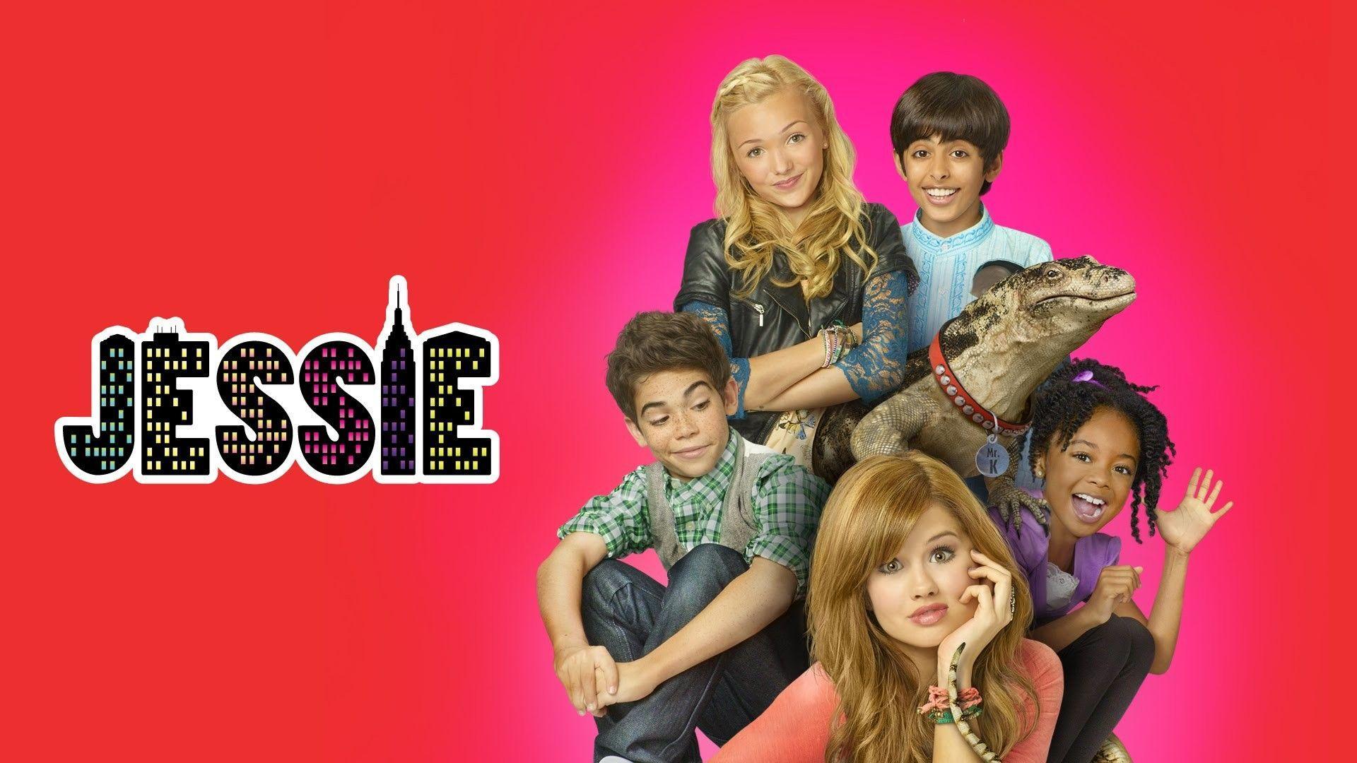 Disney Jessie Zoom Background 4