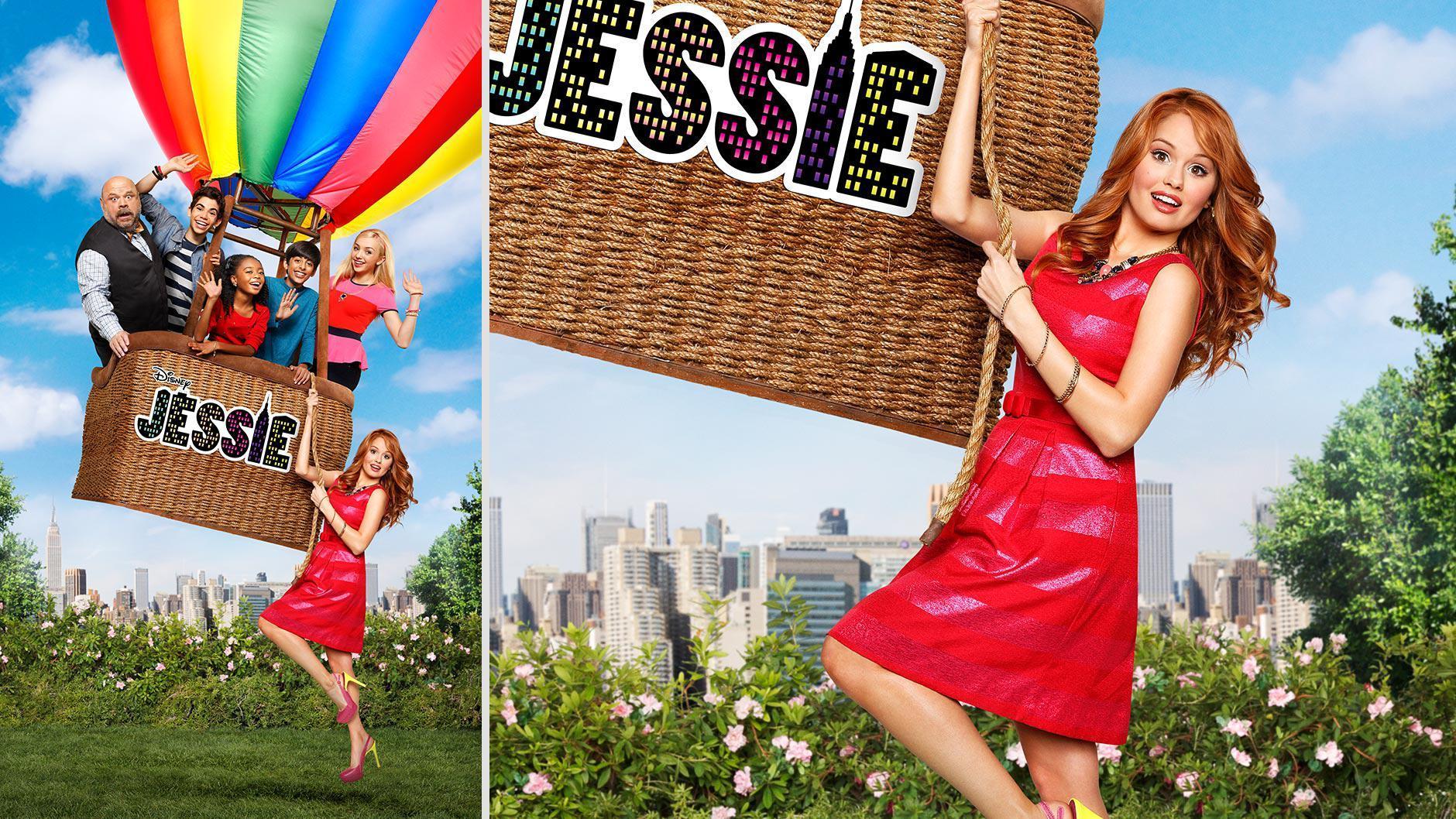 Disney Jessie Zoom Background 5