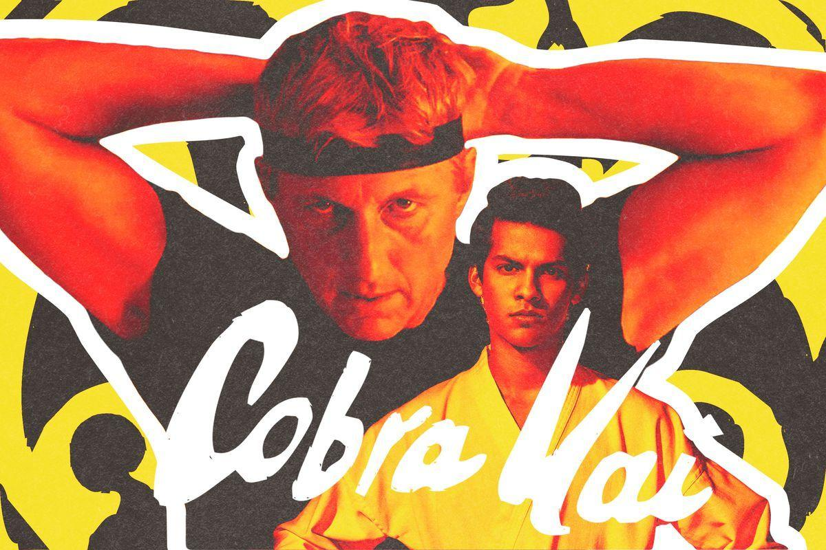 Cobra Kai Background 7