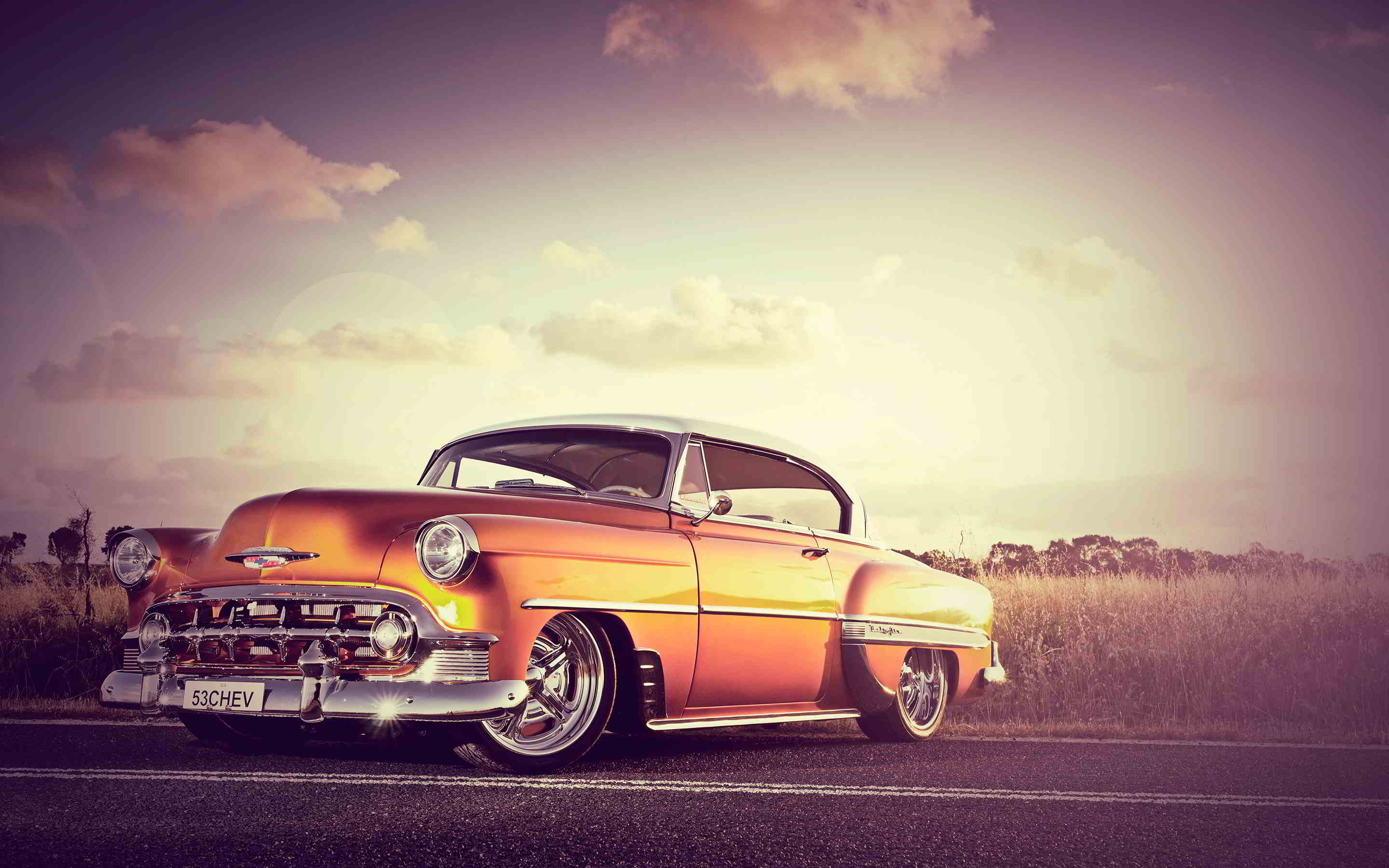Old Classic Chevrolet Wallpapers Wallpaper Cave