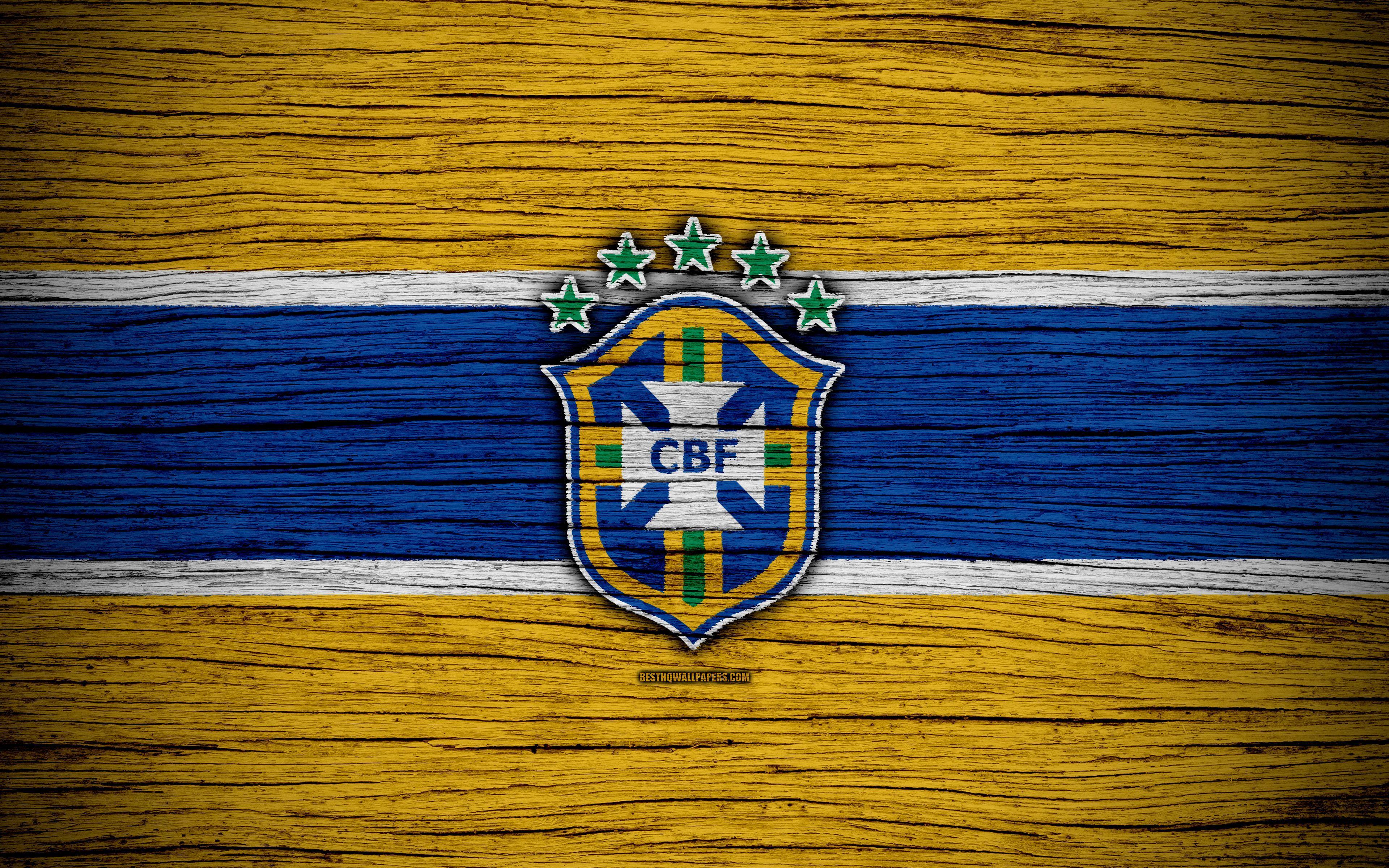 Cool Wallpapers Brazil Football: Brazil Logo Wallpapers