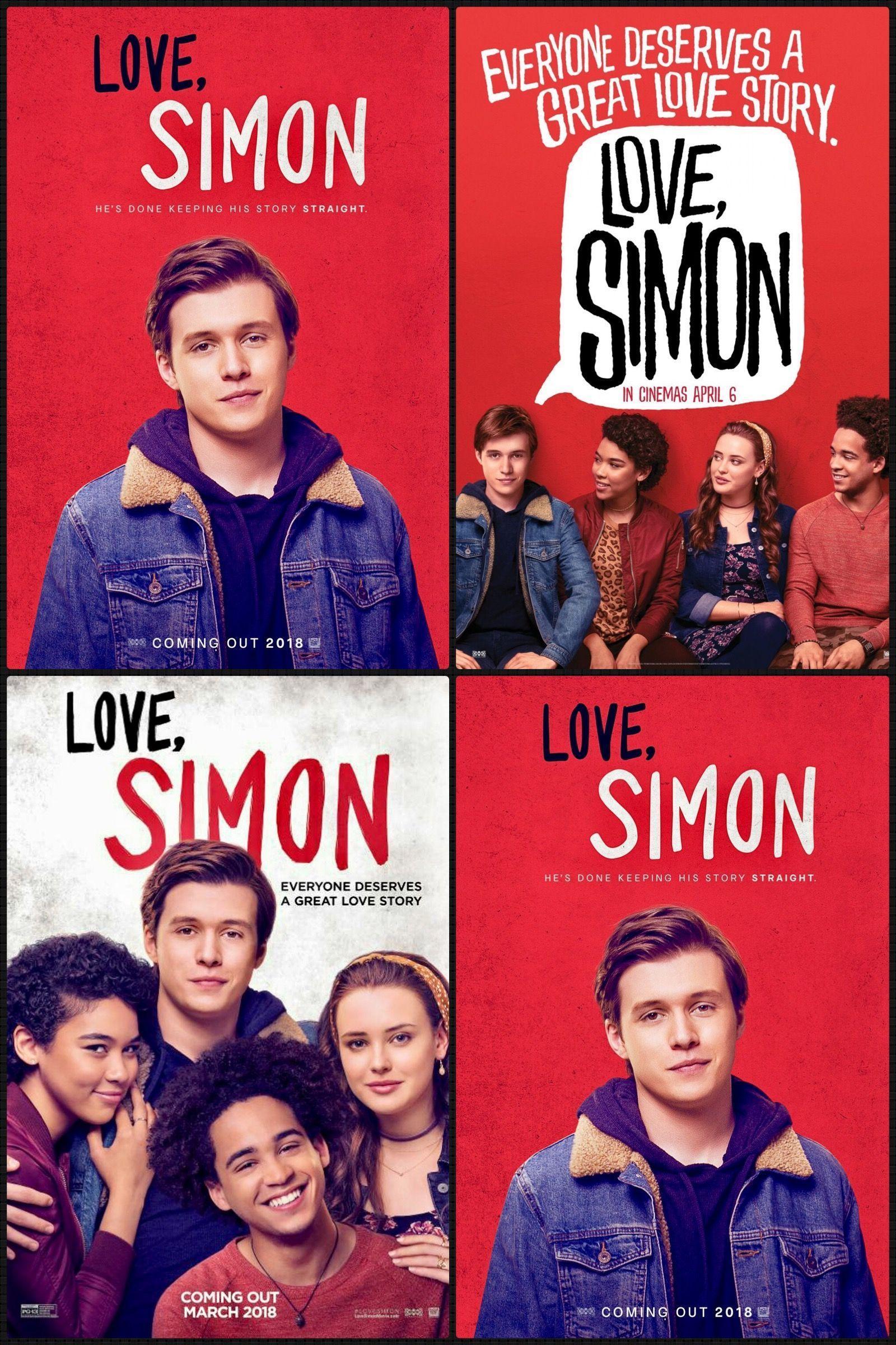 Love Simon Buch