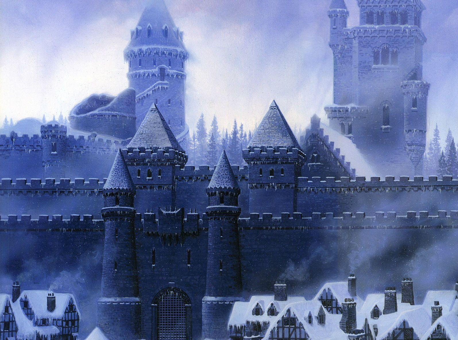 Winterfell Wallpapers Wallpaper Cave