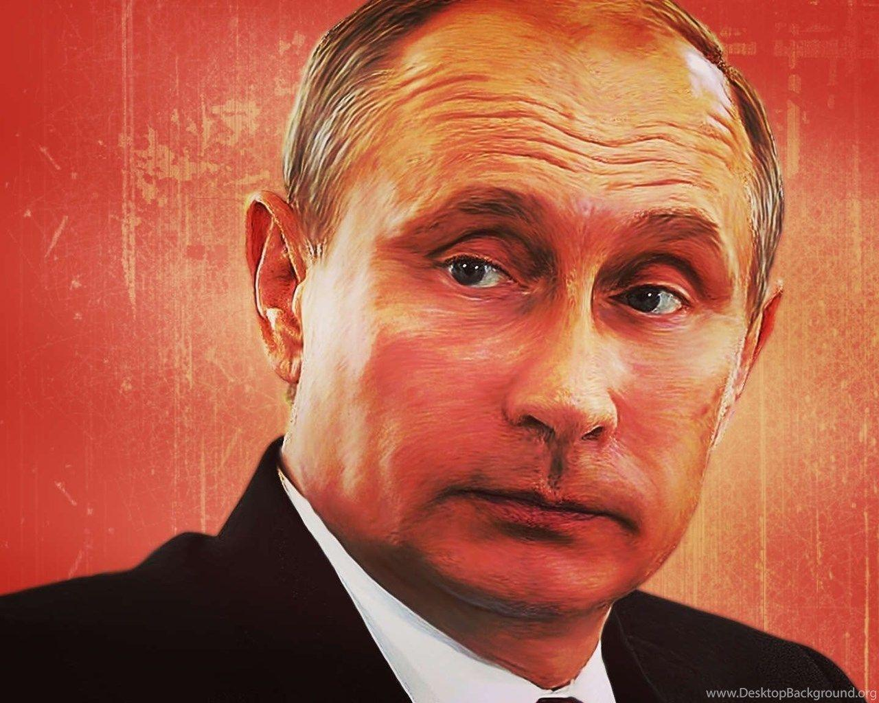Vladimir Putin Wallpapers Desktop Background