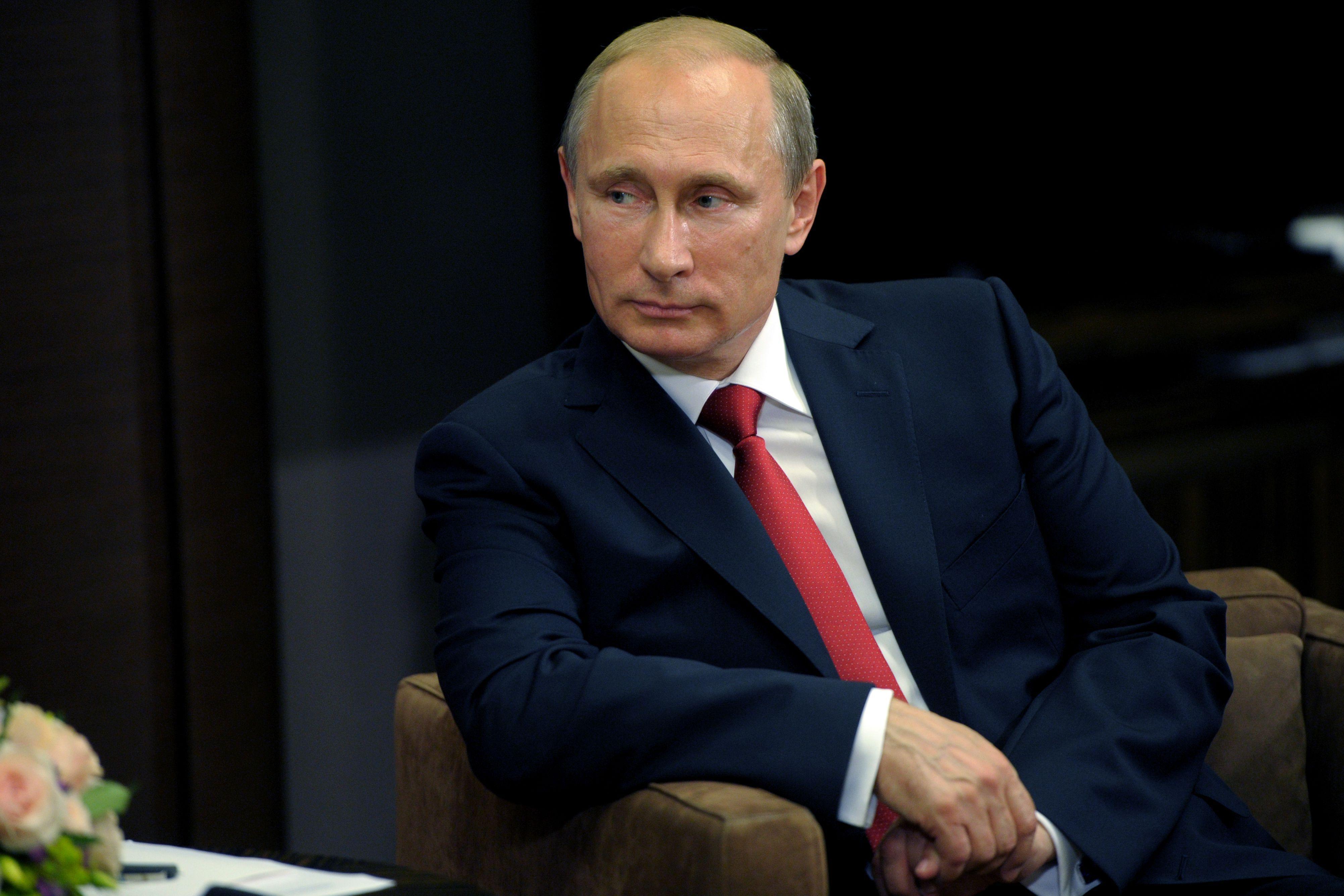 Vladimir Putin Wallpapers - Wallpaper Cave