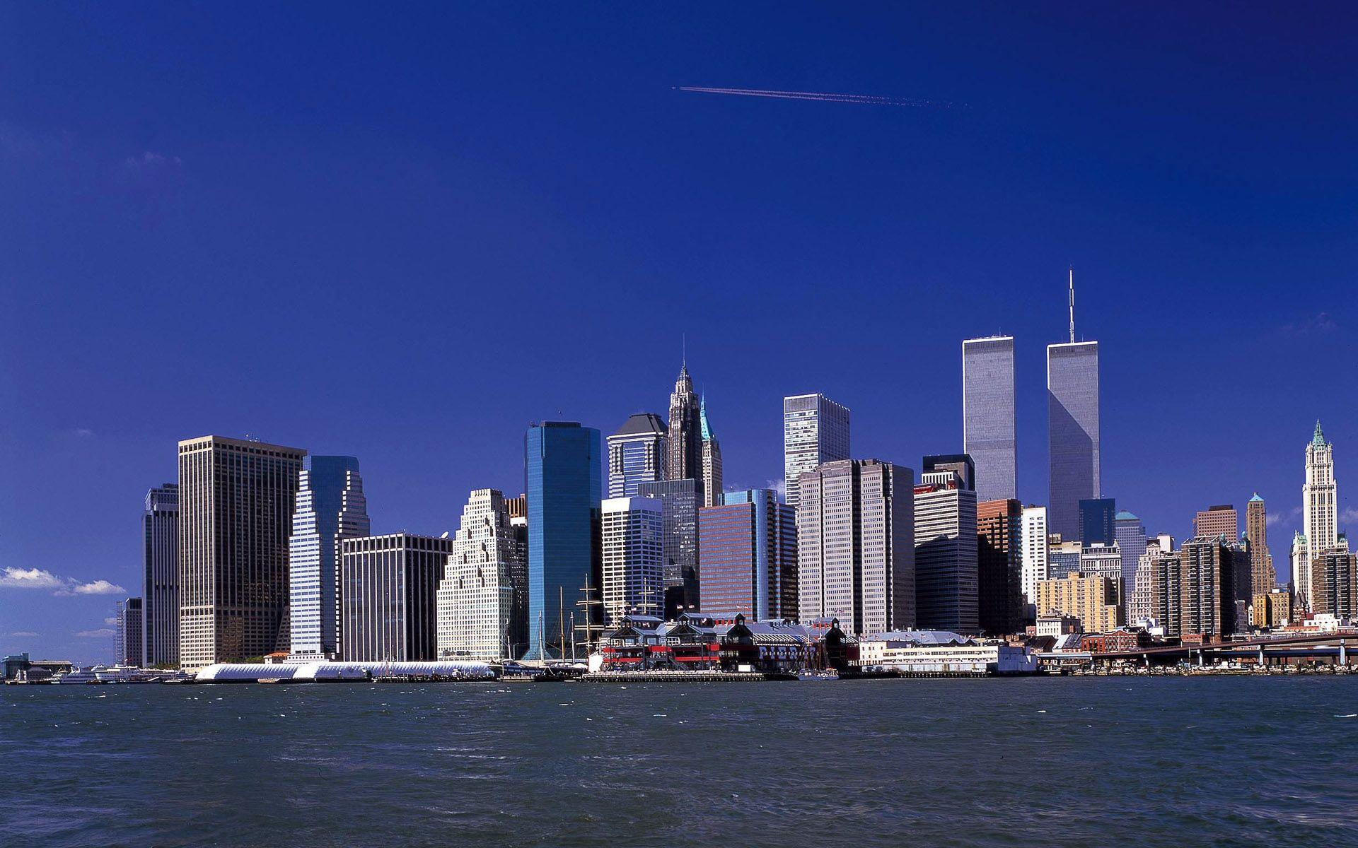 City View / New York / USA wallpapers and image