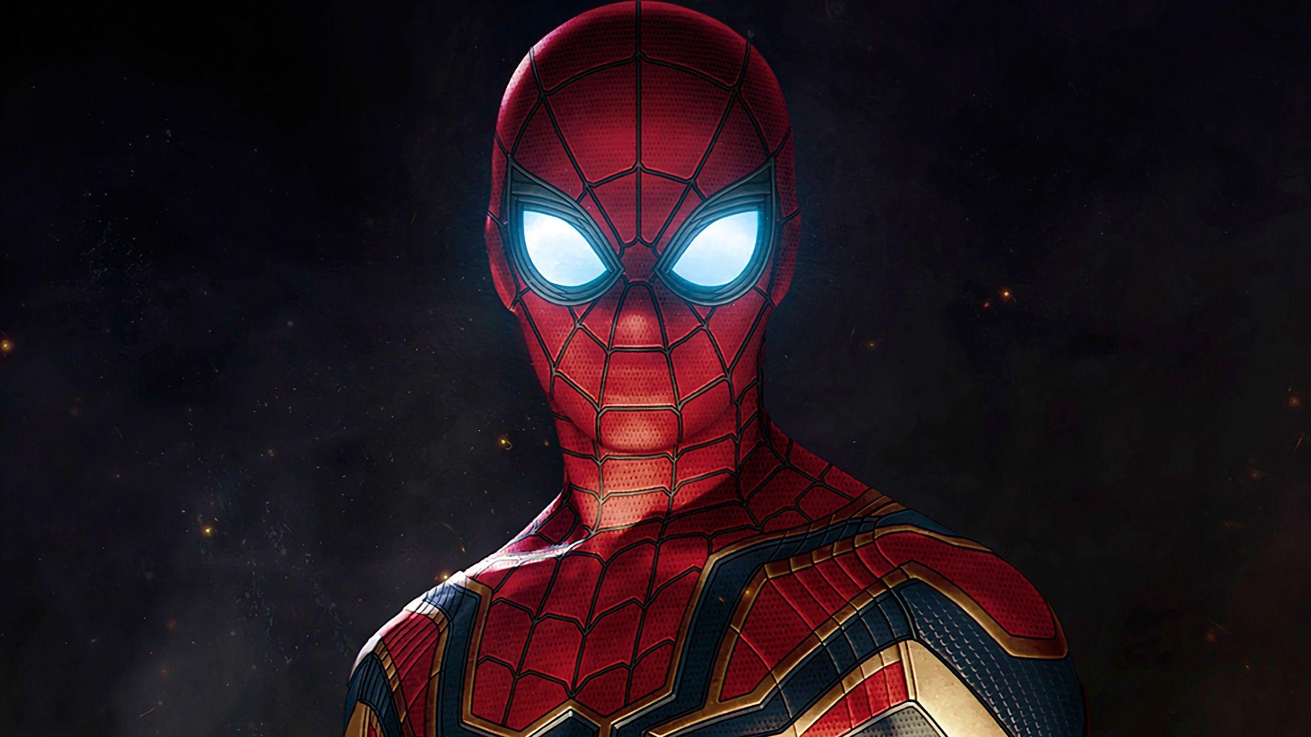 Spider man 2018 wallpapers wallpaper cave - Spider man infinity war wallpaper ...