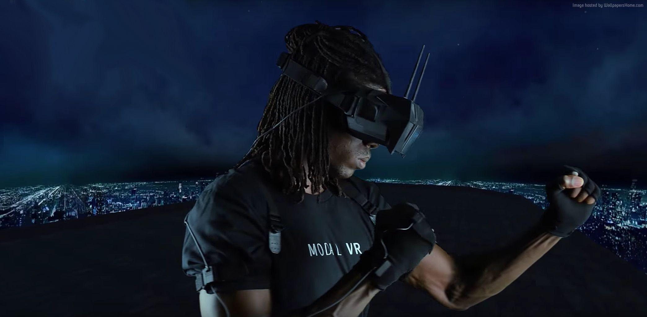 Wallpaper Modal VR Atari Virtual Reality Headset Hi