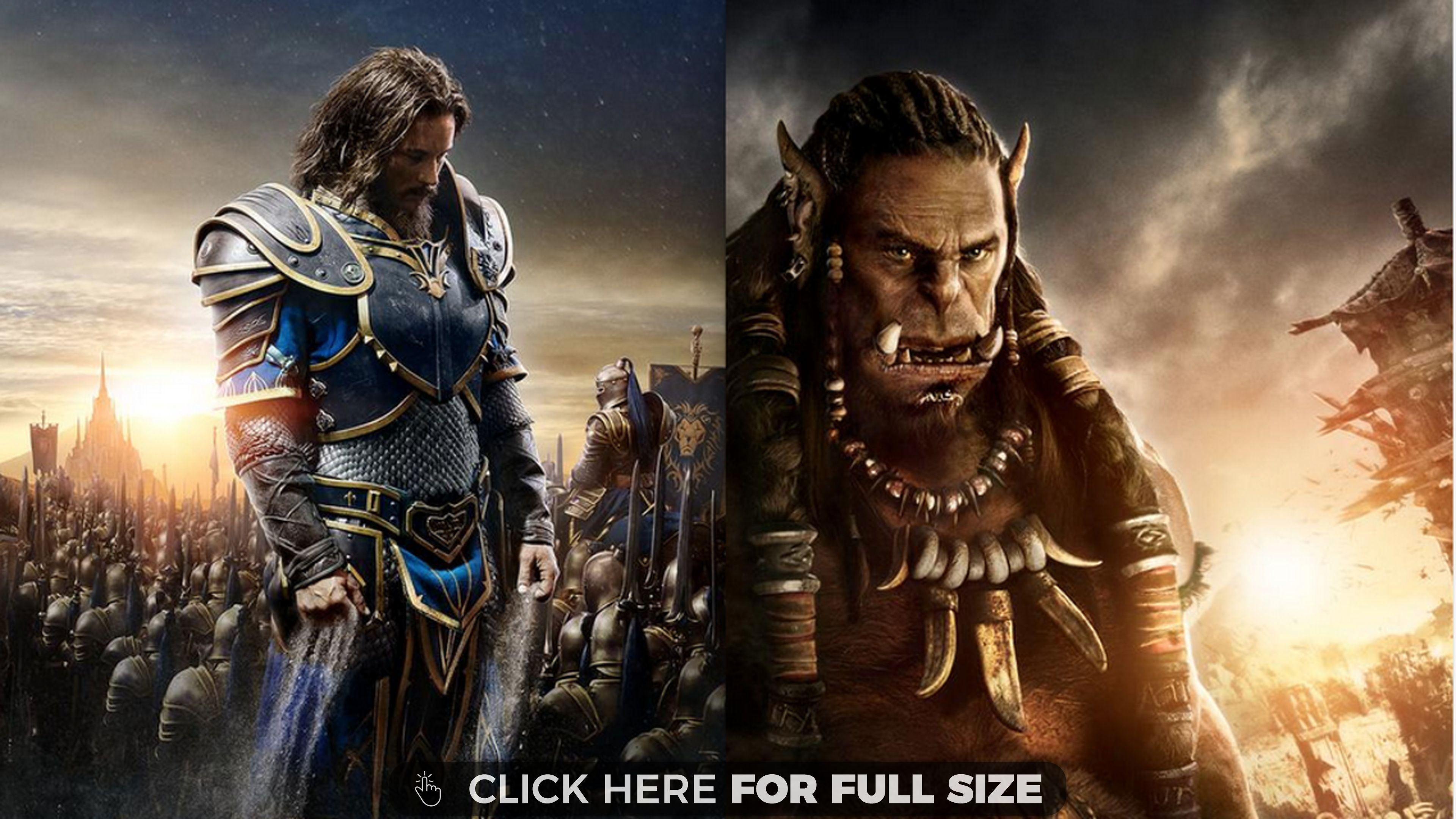 Warcraft Movie Wallpapers Wallpaper Cave