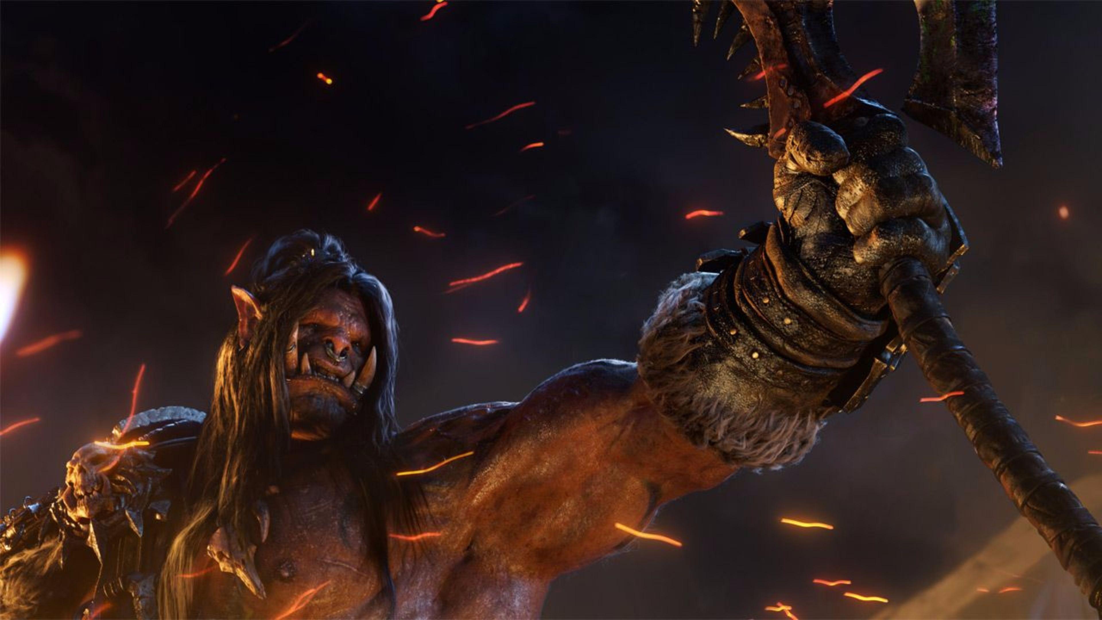 World Of Warcraft 4k Wallpaper: Warcraft Movie Wallpapers
