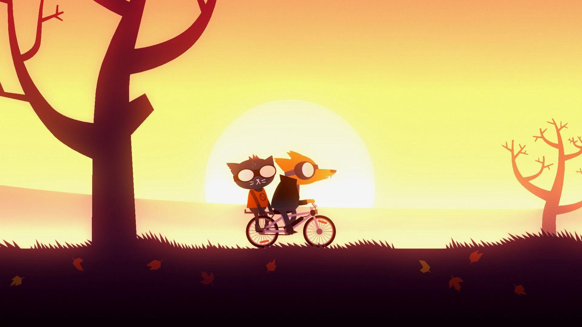 Night In The Woods Wallpapers Wallpaper Cave