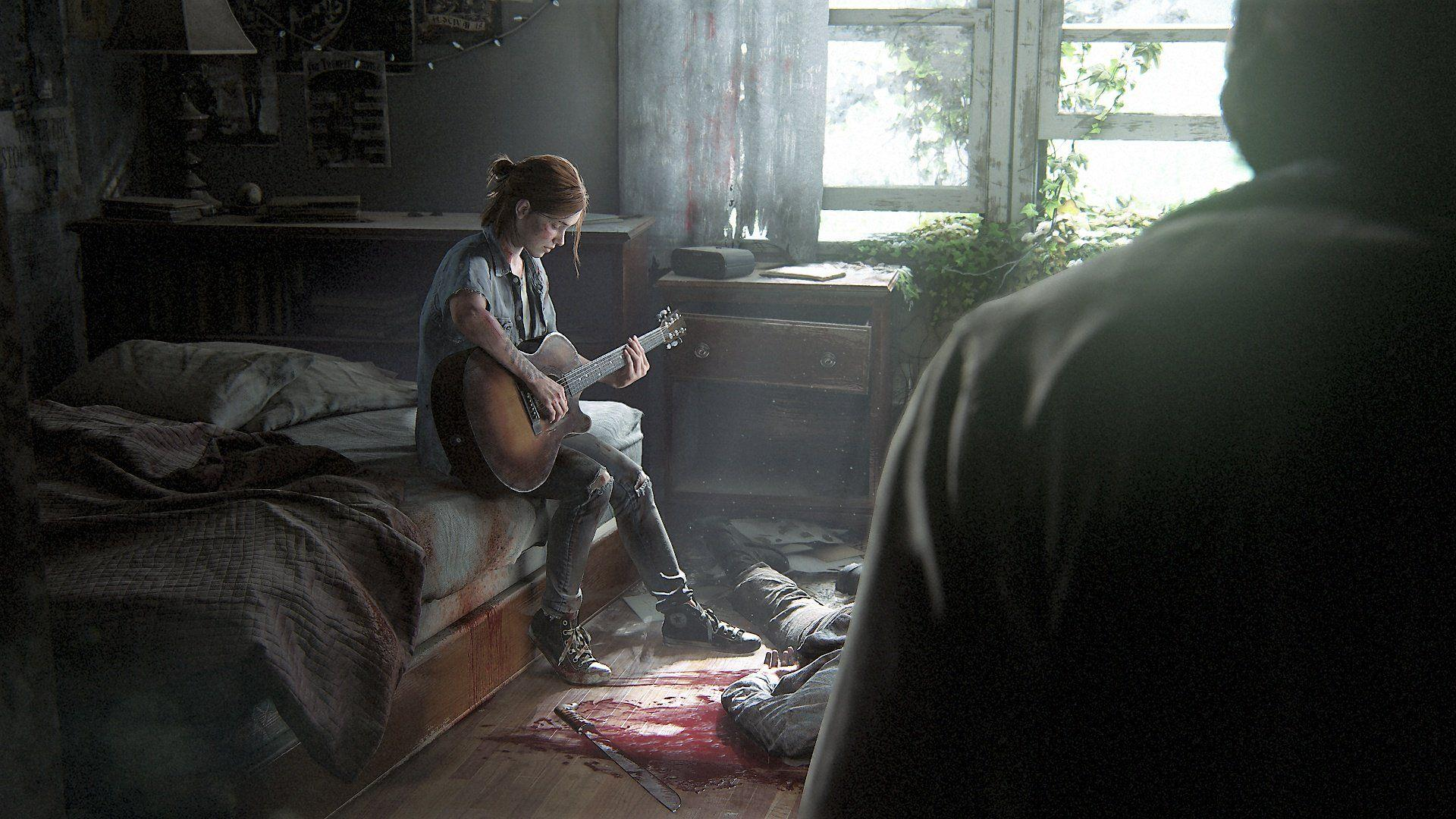The Last Of Us 2 Wallpapers - Wallpaper Cave