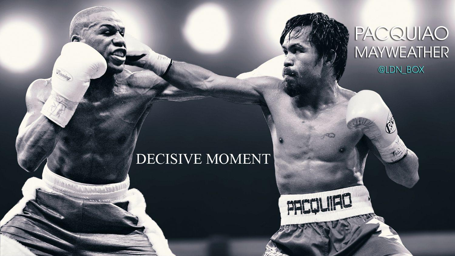 Floyd Mayweather And Manny Pacquiao Wallpapers - Wallpaper Cave