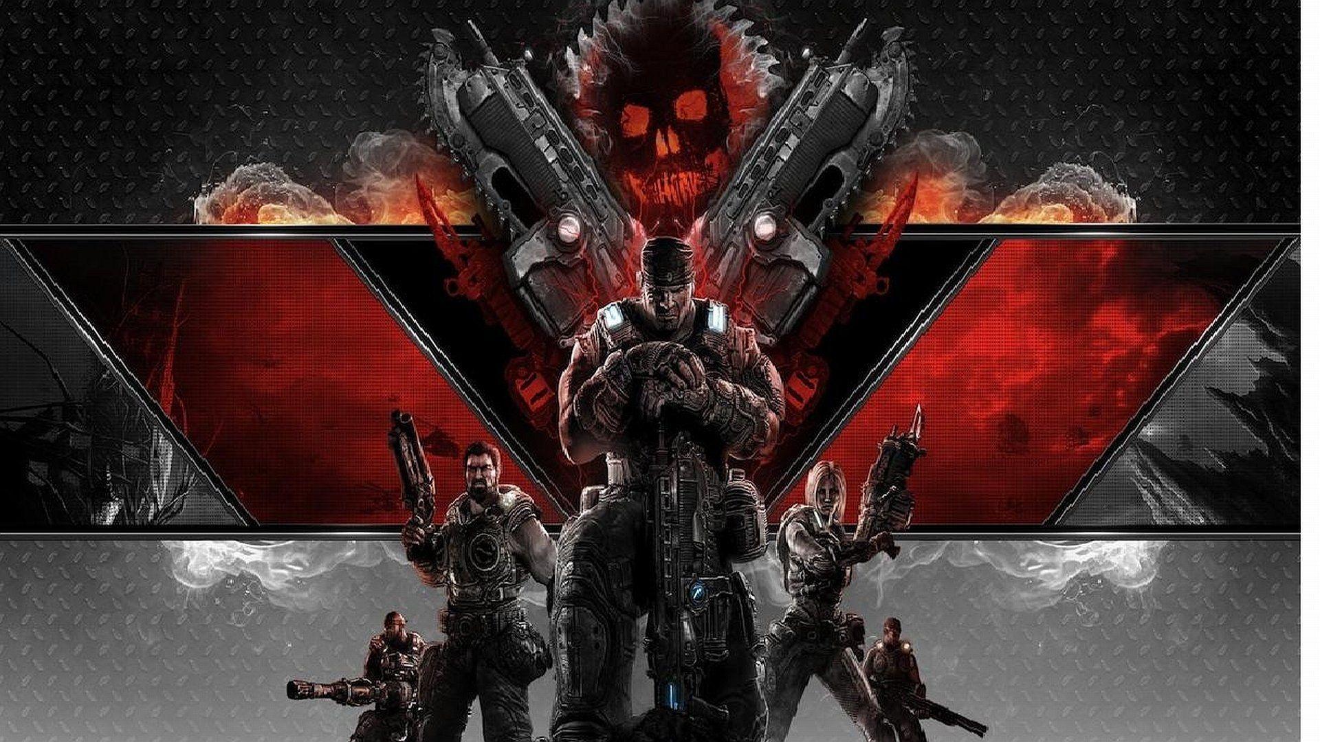 Gears Of War 5 Wallpapers Wallpaper Cave
