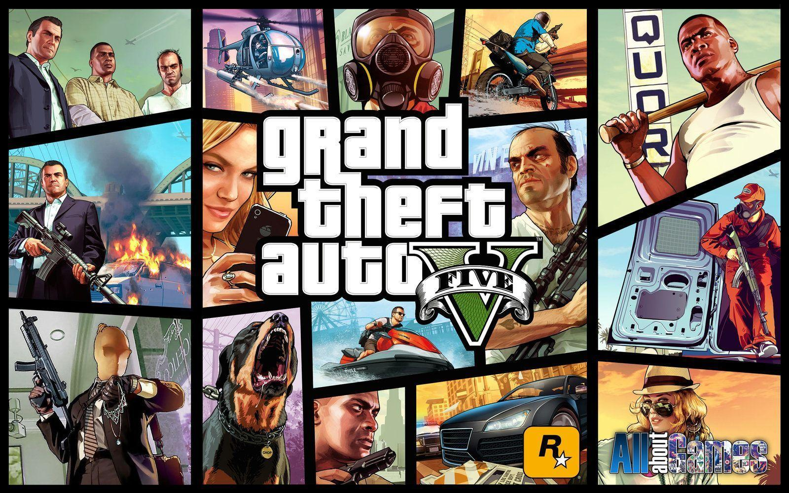 Grand Theft Auto 5 Hd Wallpapers Group 62