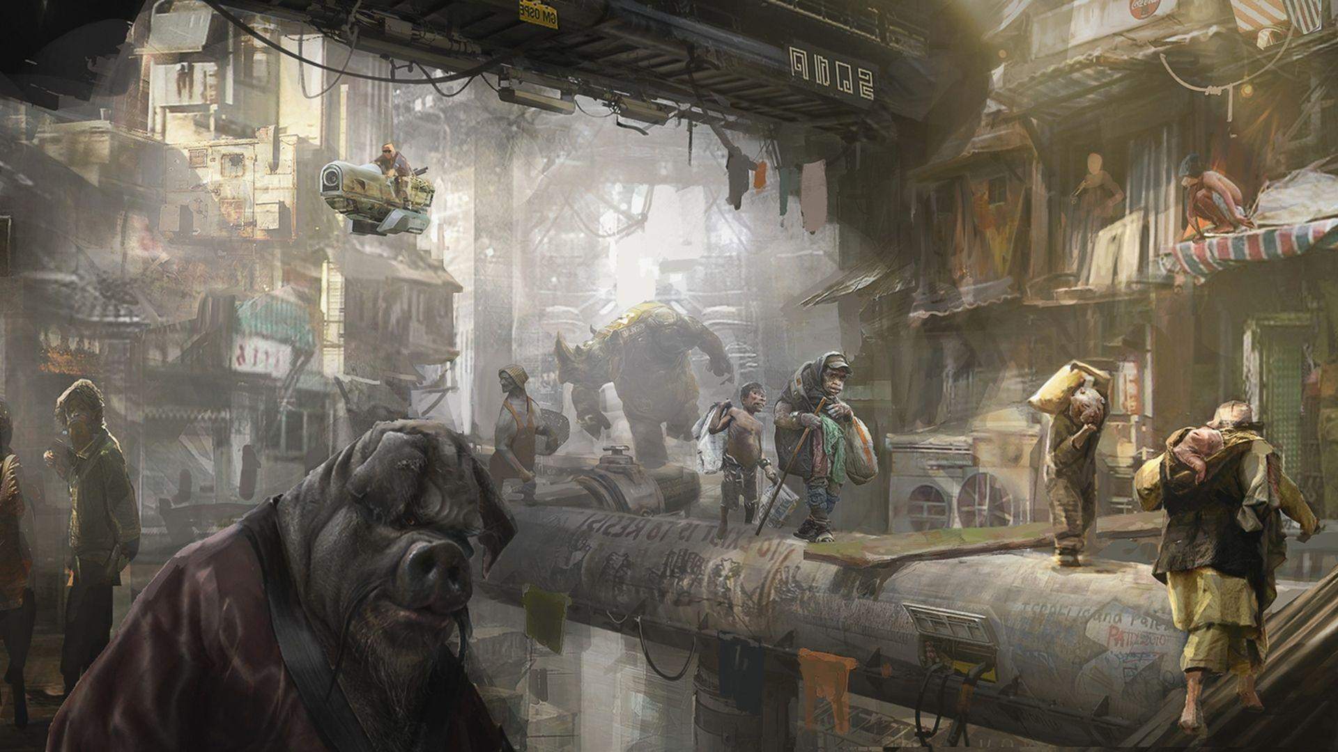 Beyond Good And Evil Wallpapers Wallpaper Cave