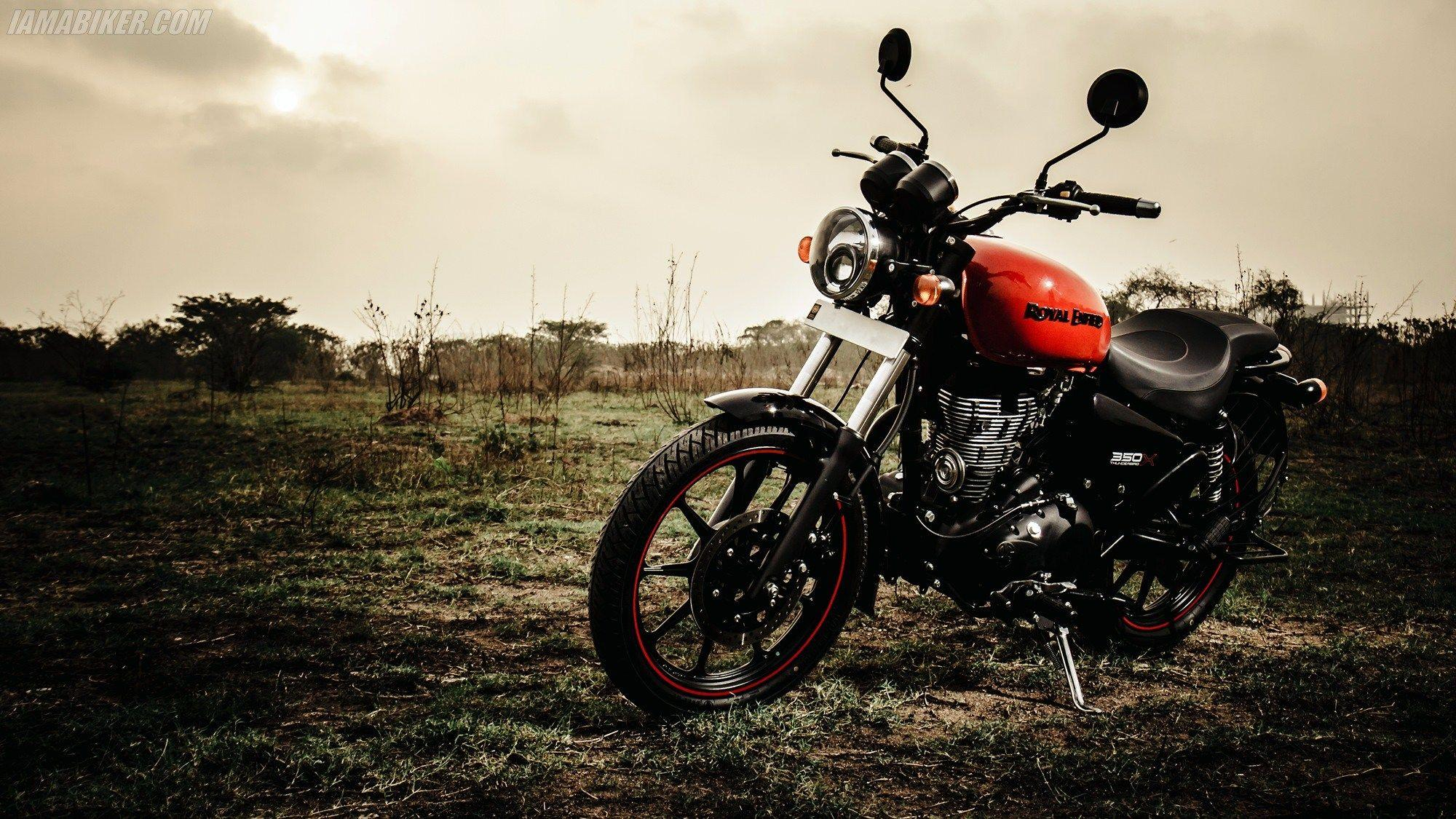 Royal Enfield Thunderbird 350X Wallpapers