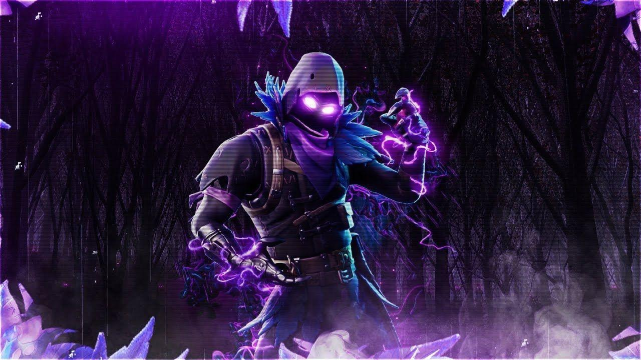 FREE Fortnite Raven Wallpapers