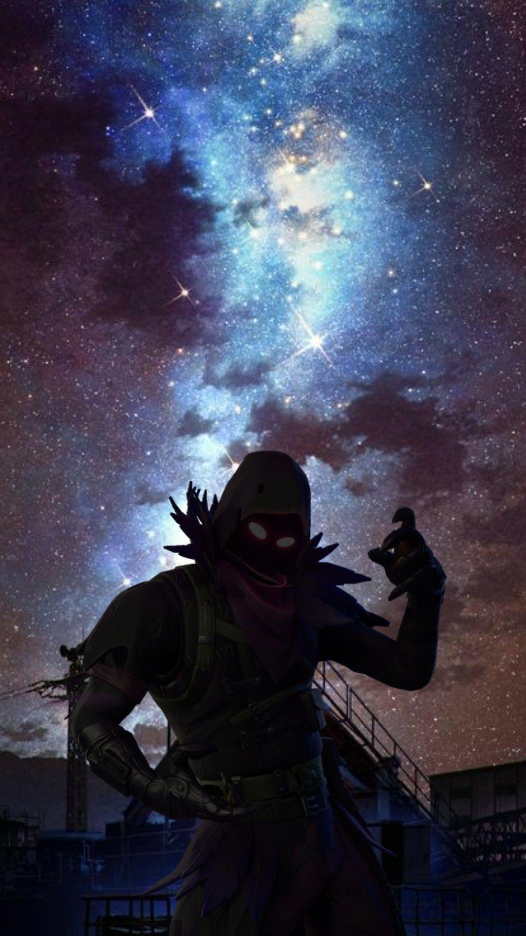 Raven Fortnite Wallpapers