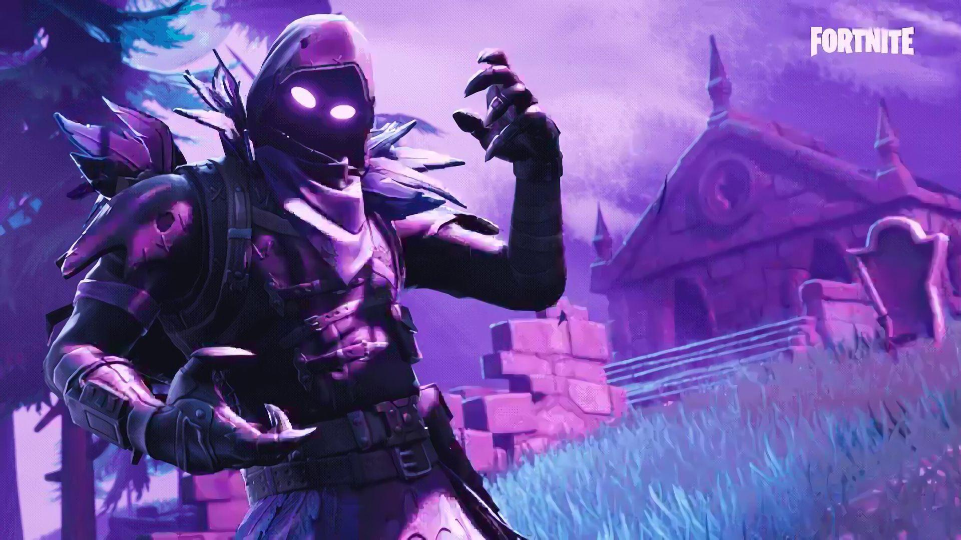 Raven fortnite wallpapers wallpaper cave - 4k fortnite wallpaper ...