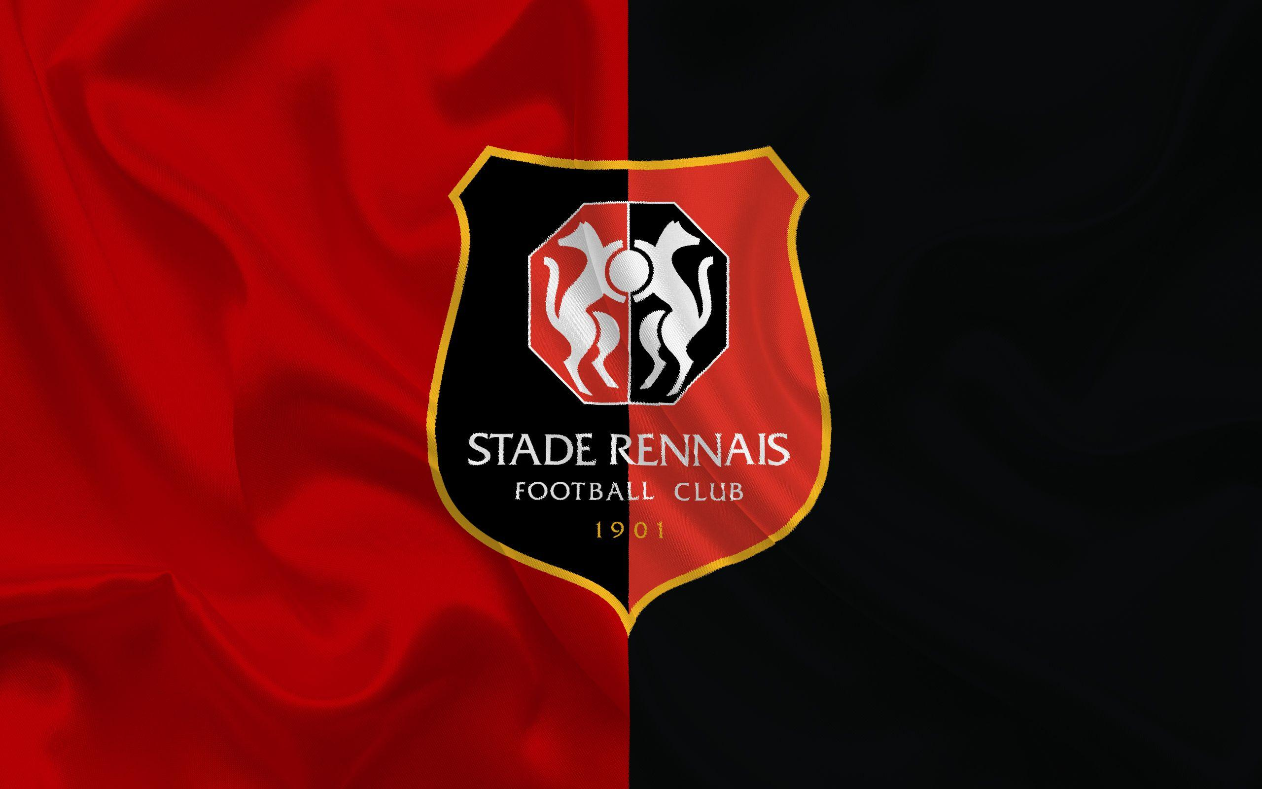 Download wallpapers Stade Rennais Football Club, Football club