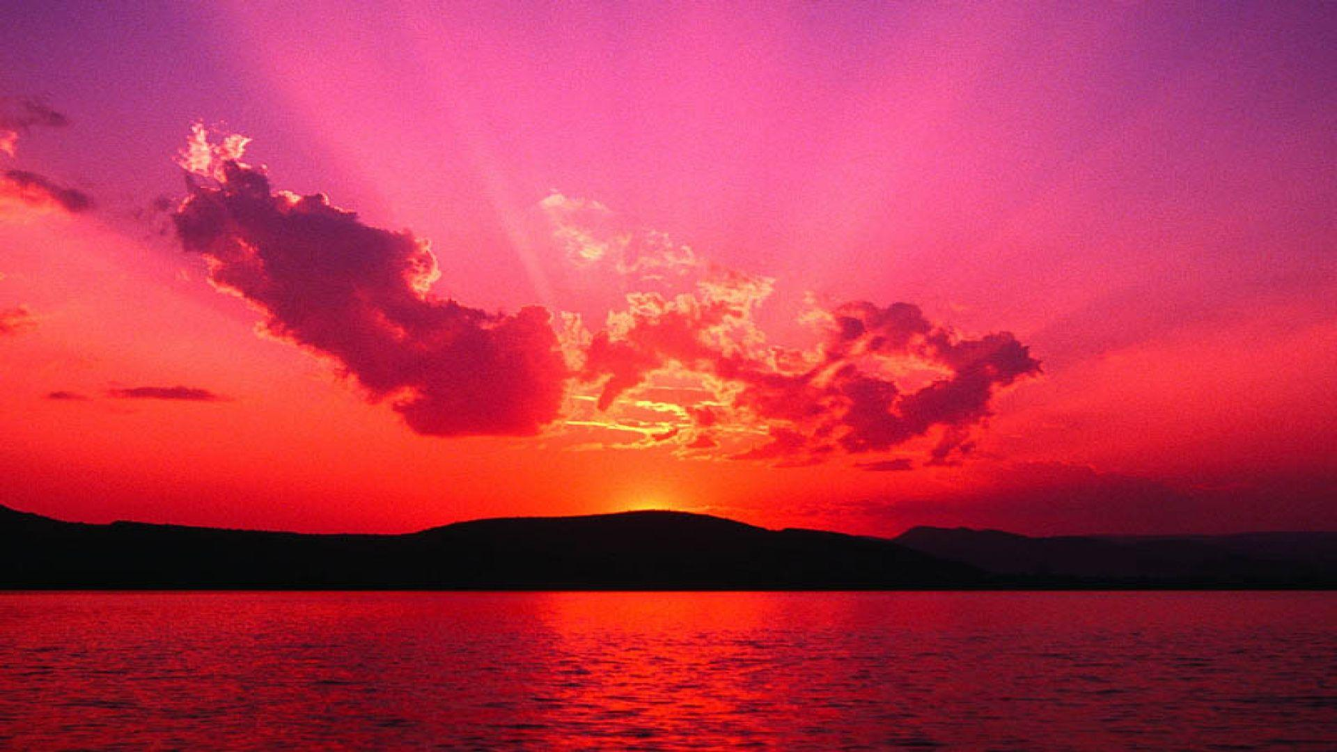Red Sky Wallpapers Wallpaper Cave