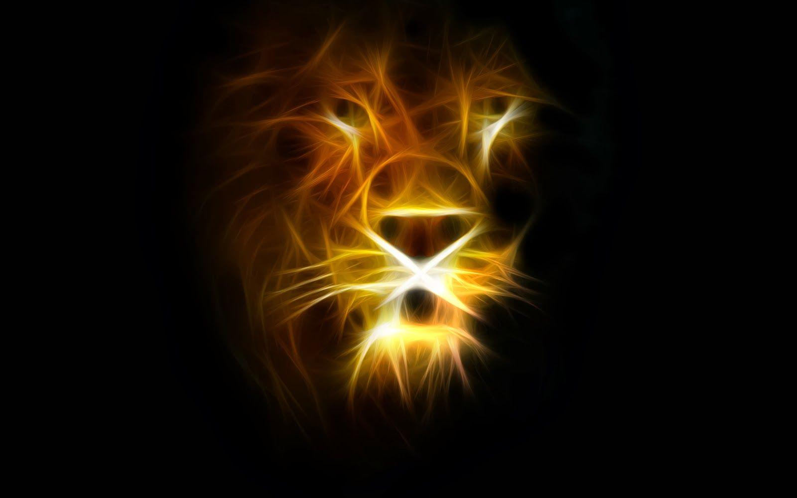 Abstract Lion Wallpapers - Wallpaper Cave
