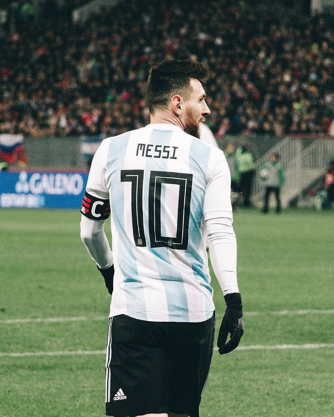 Wallpaper Of Messi: Messi Argentina 2018 Wallpapers