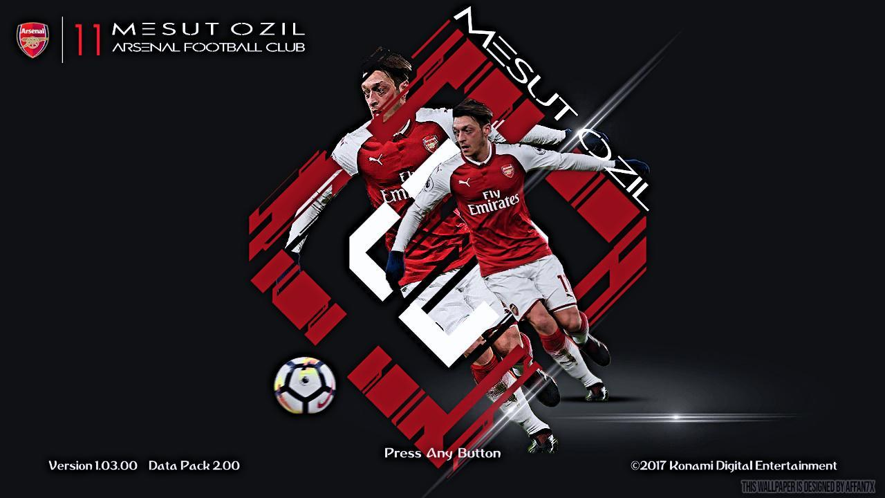 Mesut Özil 2018 Wallpapers