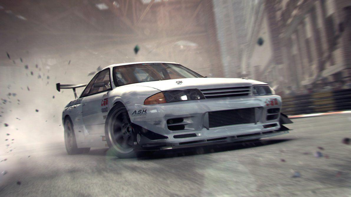 Auto Gallery Nissan Skyline GT-R (R32) Wallpaper by AcerSense on ...