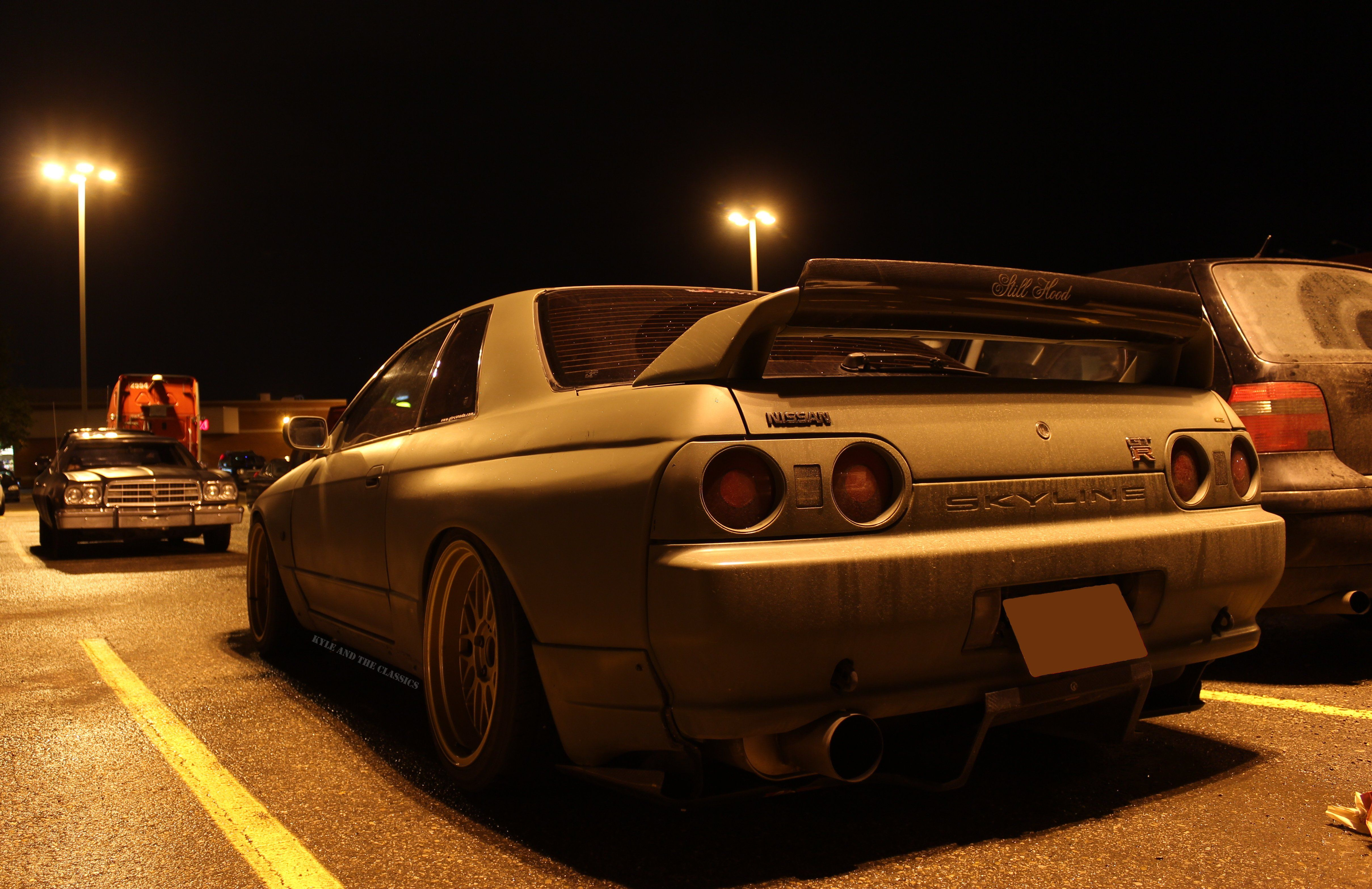 1989 Nissan Skyline R32 GT-R wallpaper | 4836x3132 | 553920 ...