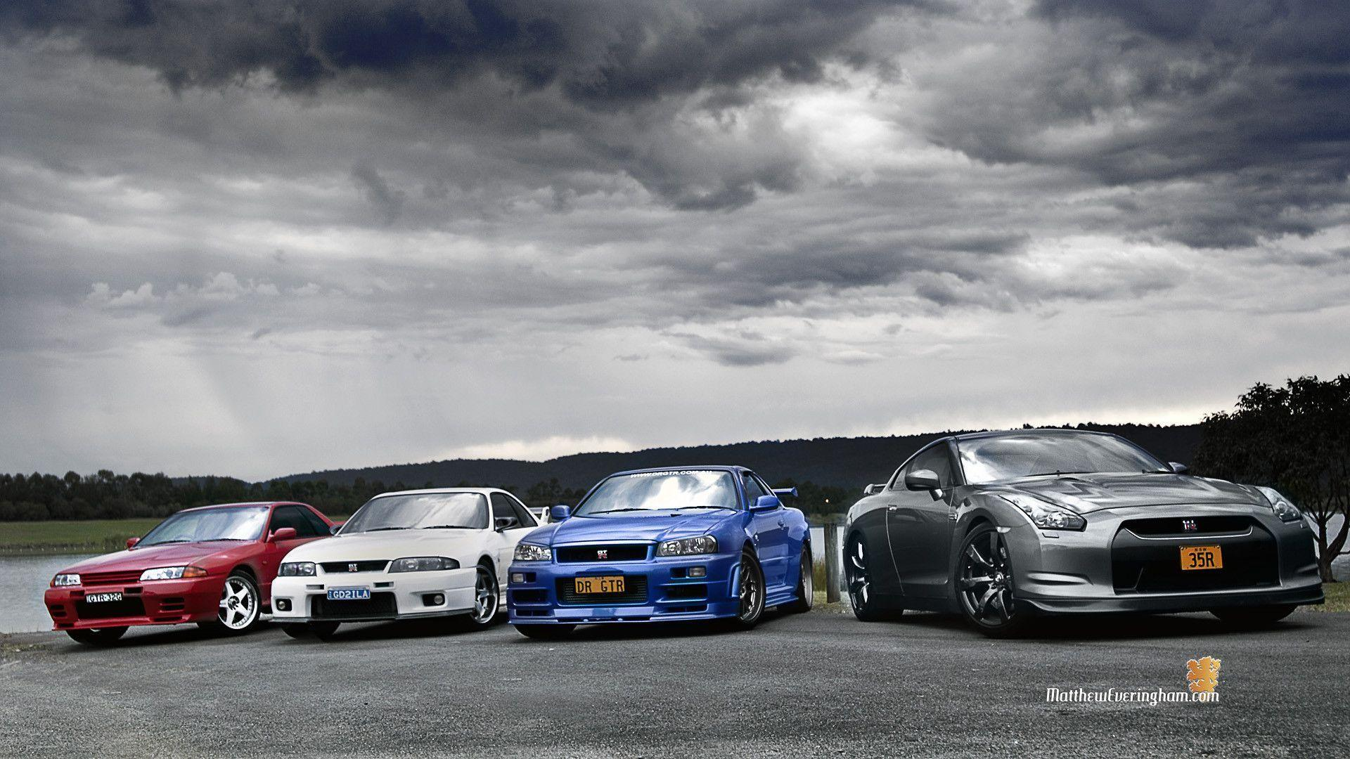 Nissan GTR R34 Wallpapers Group (87+)