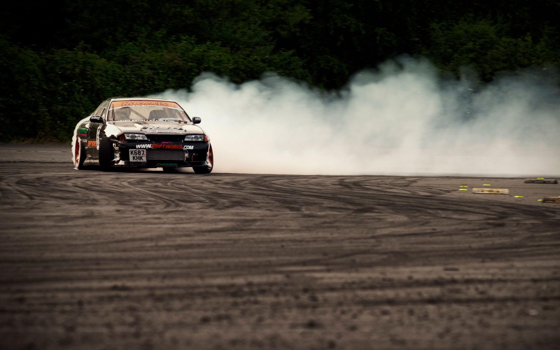 Wallpaper Nissan, skyline, r32, driftworks desktop wallpaper » Cars ...