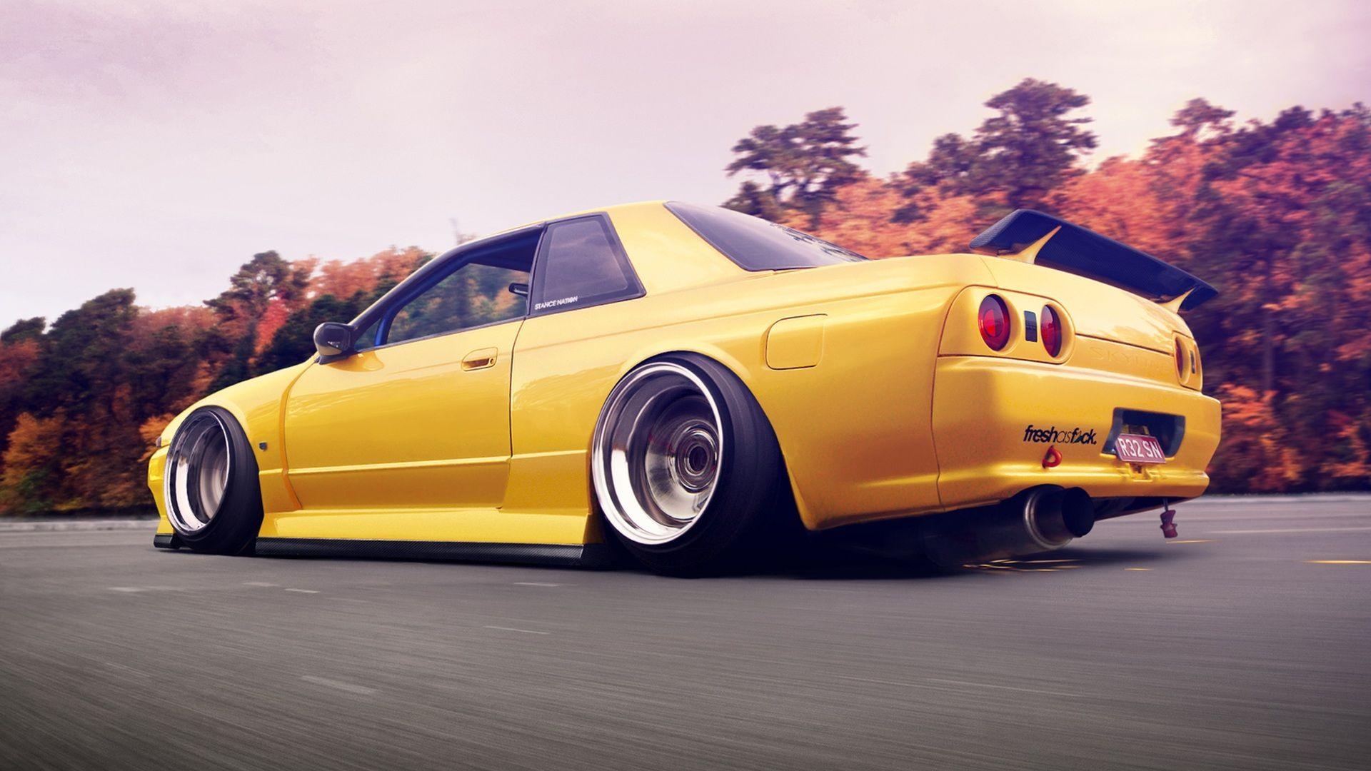 Nissan Skyline Wallpapers 21 - 1920 X 1080 | stmed.net