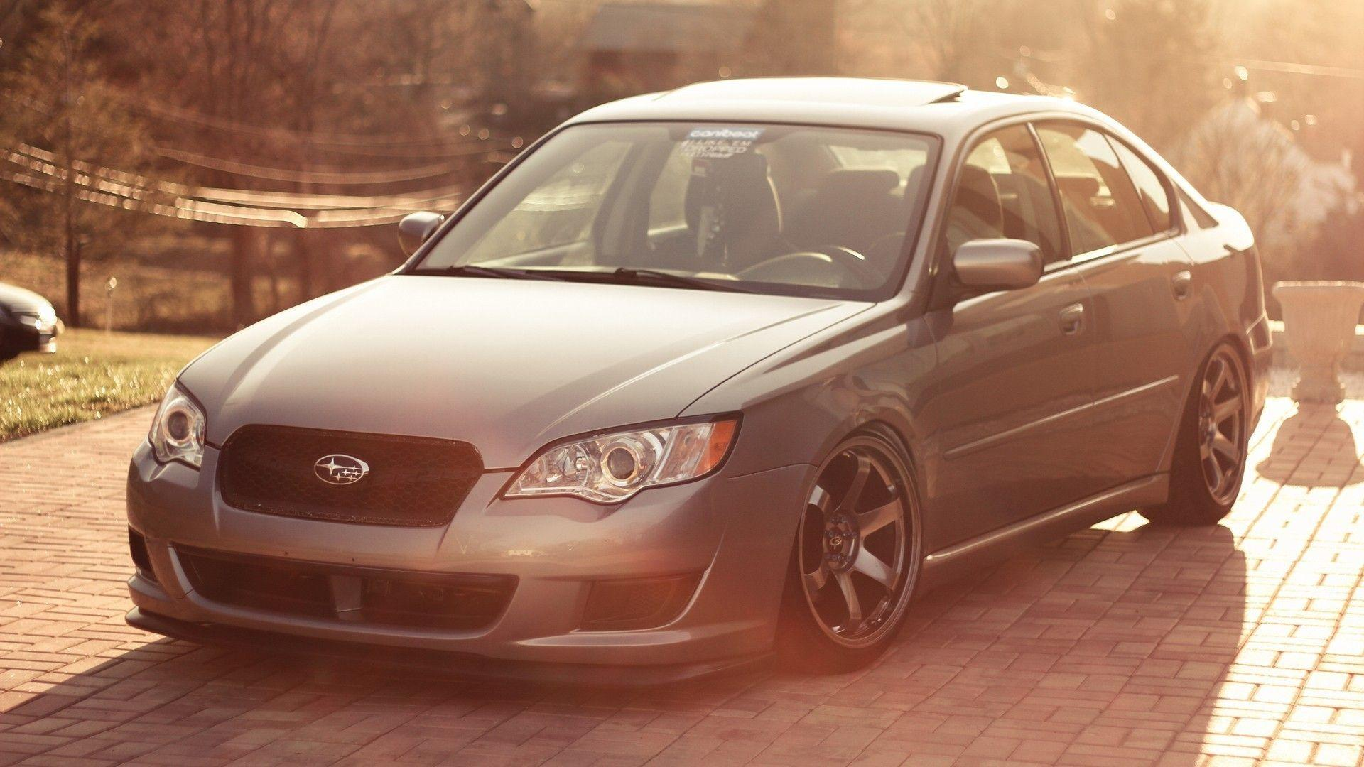Subaru legacy automobiles cars wallpapers