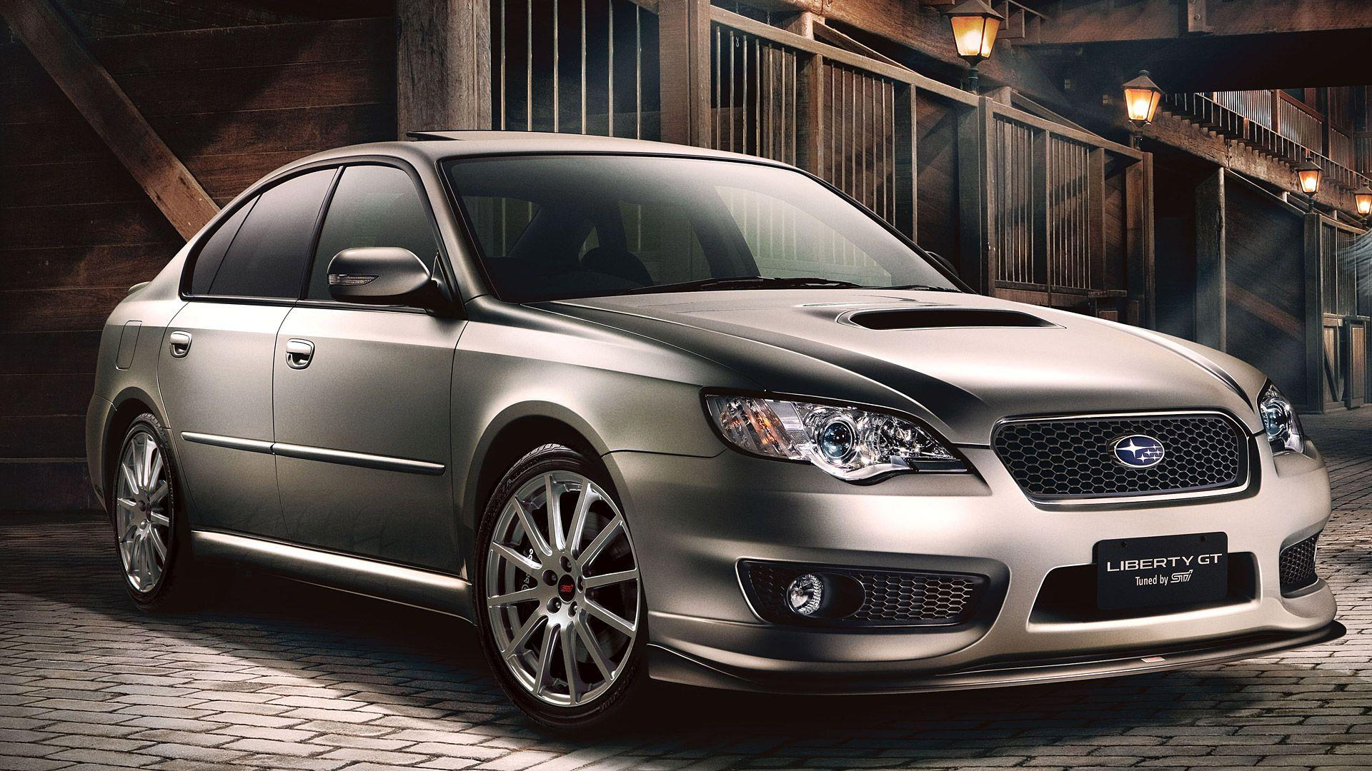 2006 Subaru Legacy STI Wallpapers & HD Images - WSupercars
