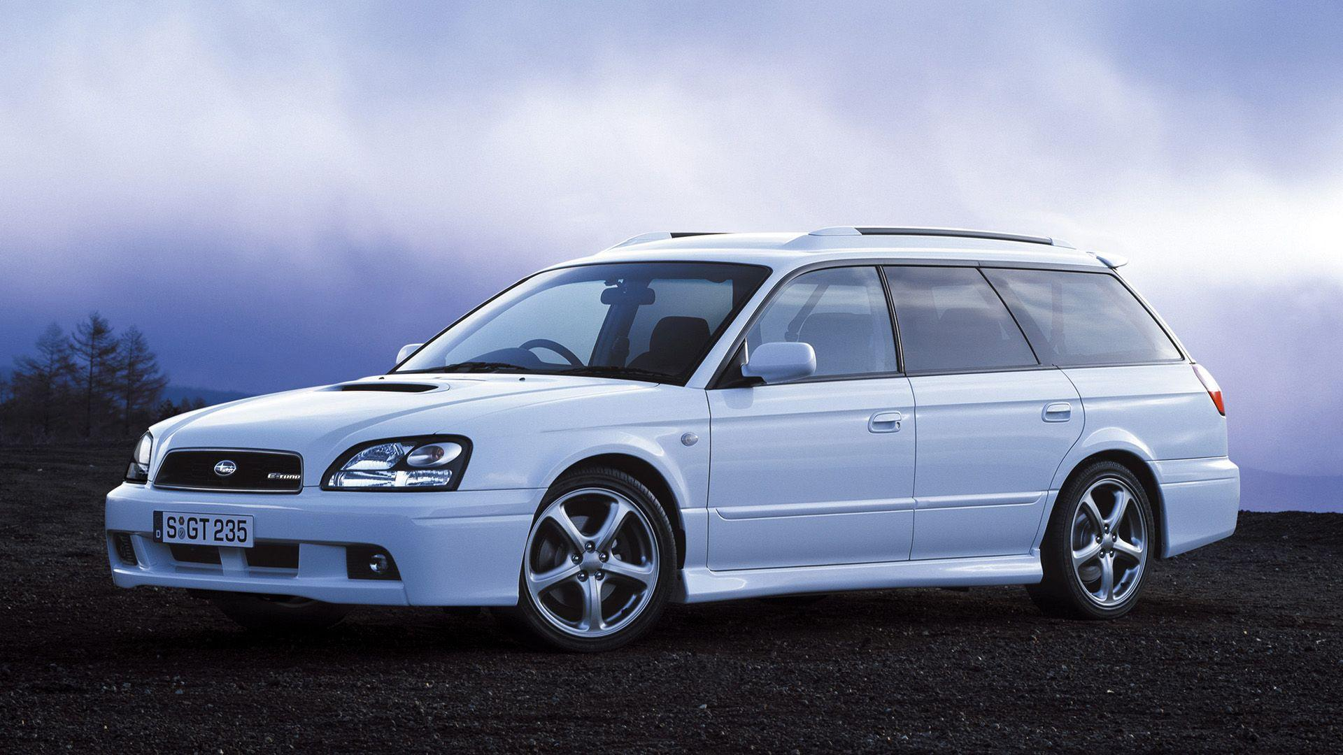 2002 Subaru Legacy GT-B Touring Wallpapers & HD Images - WSupercars