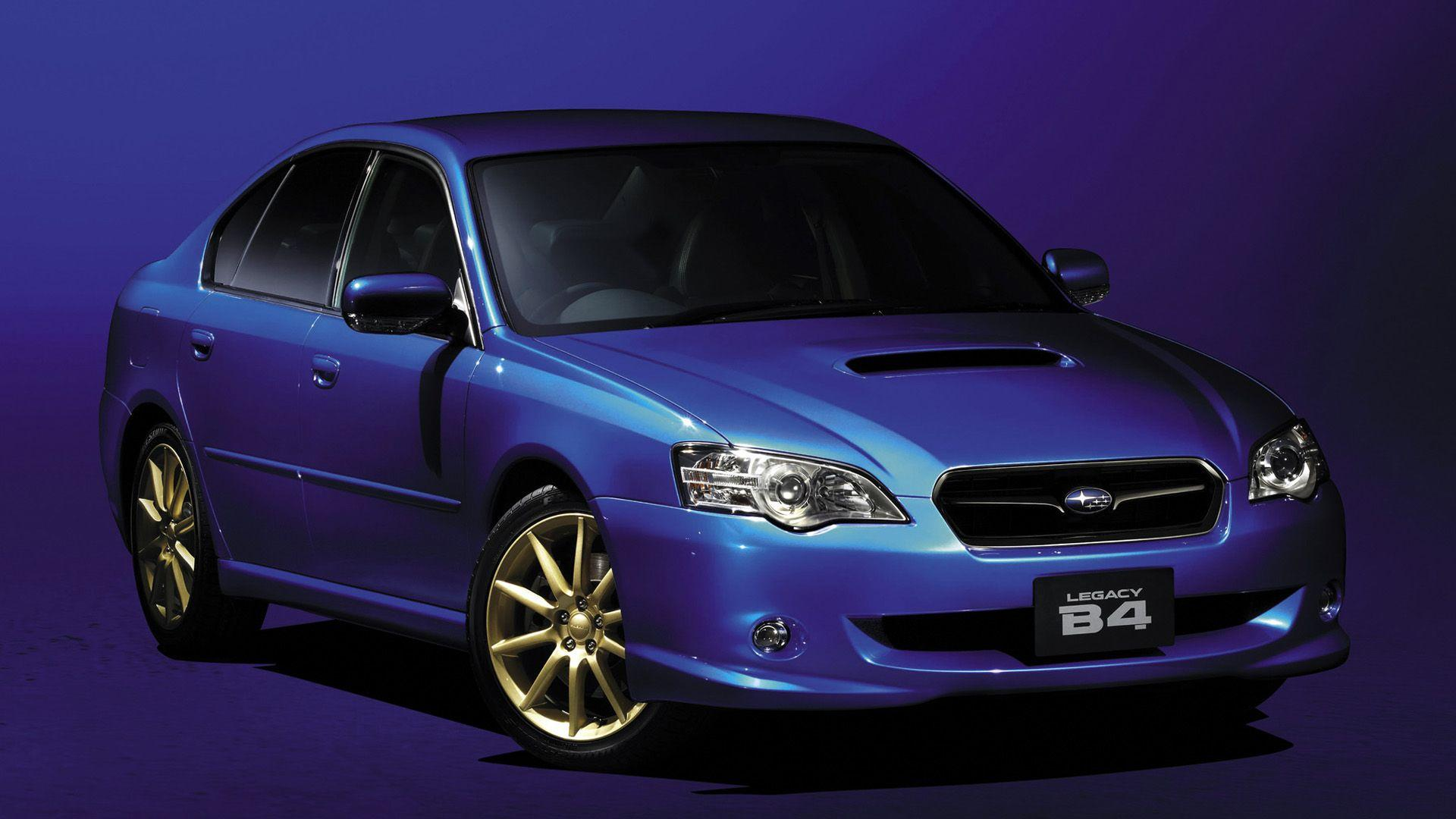 2005 Subaru Legacy GT B4 Spec B Wallpapers & HD Images - WSupercars