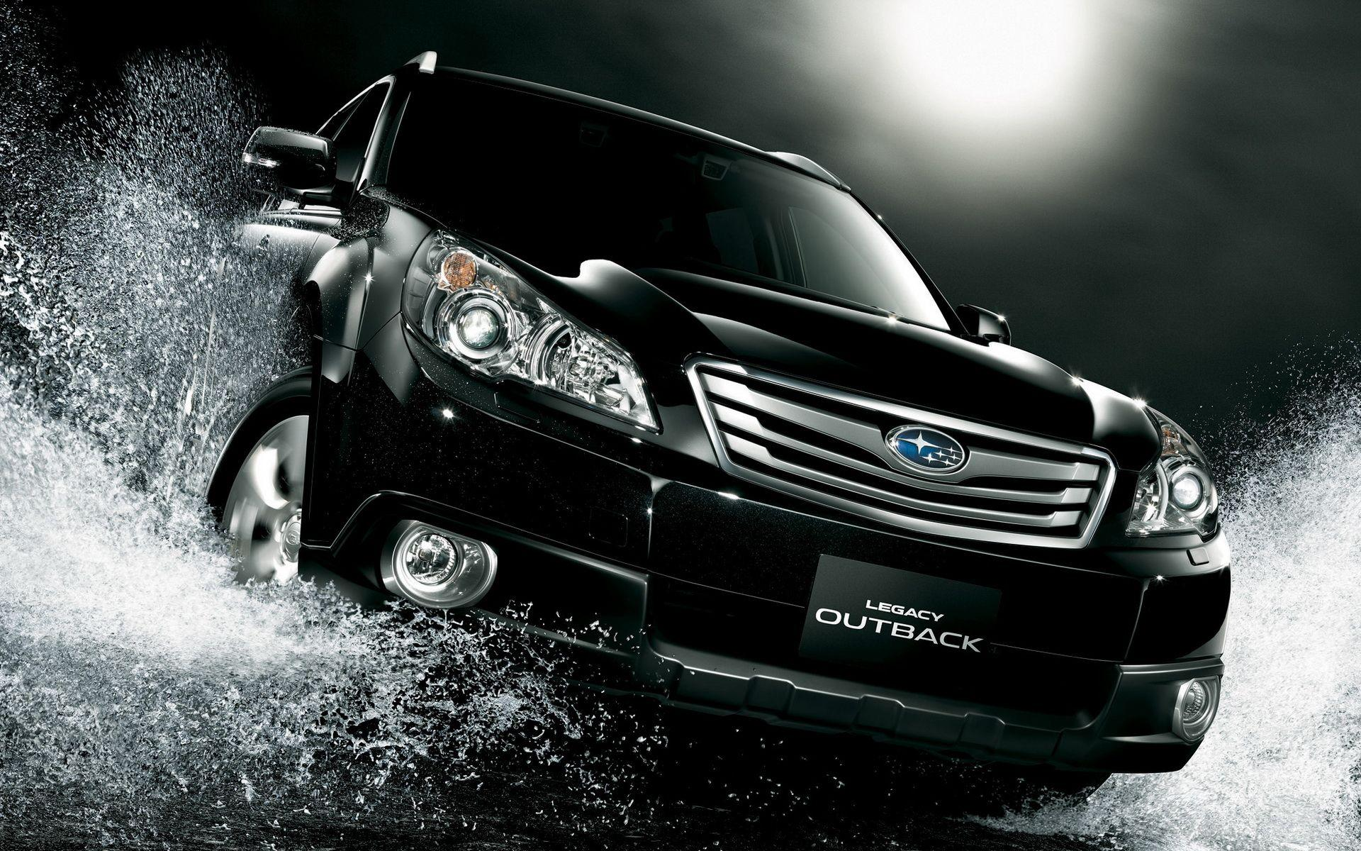 Subaru Legacy Outback 3.6r wallpapers and image
